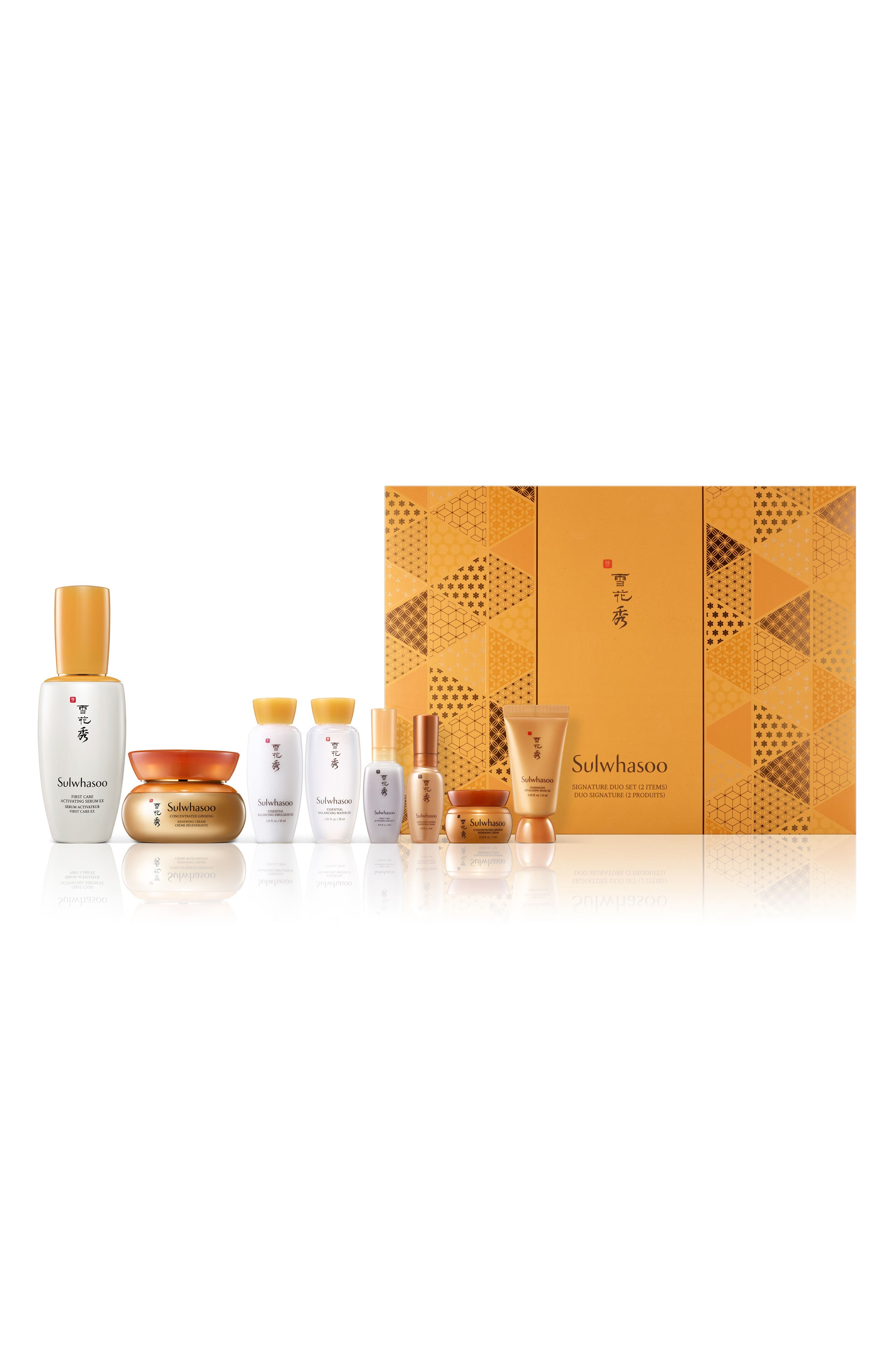 Sulwhasoo Signature Set ($425 Value)