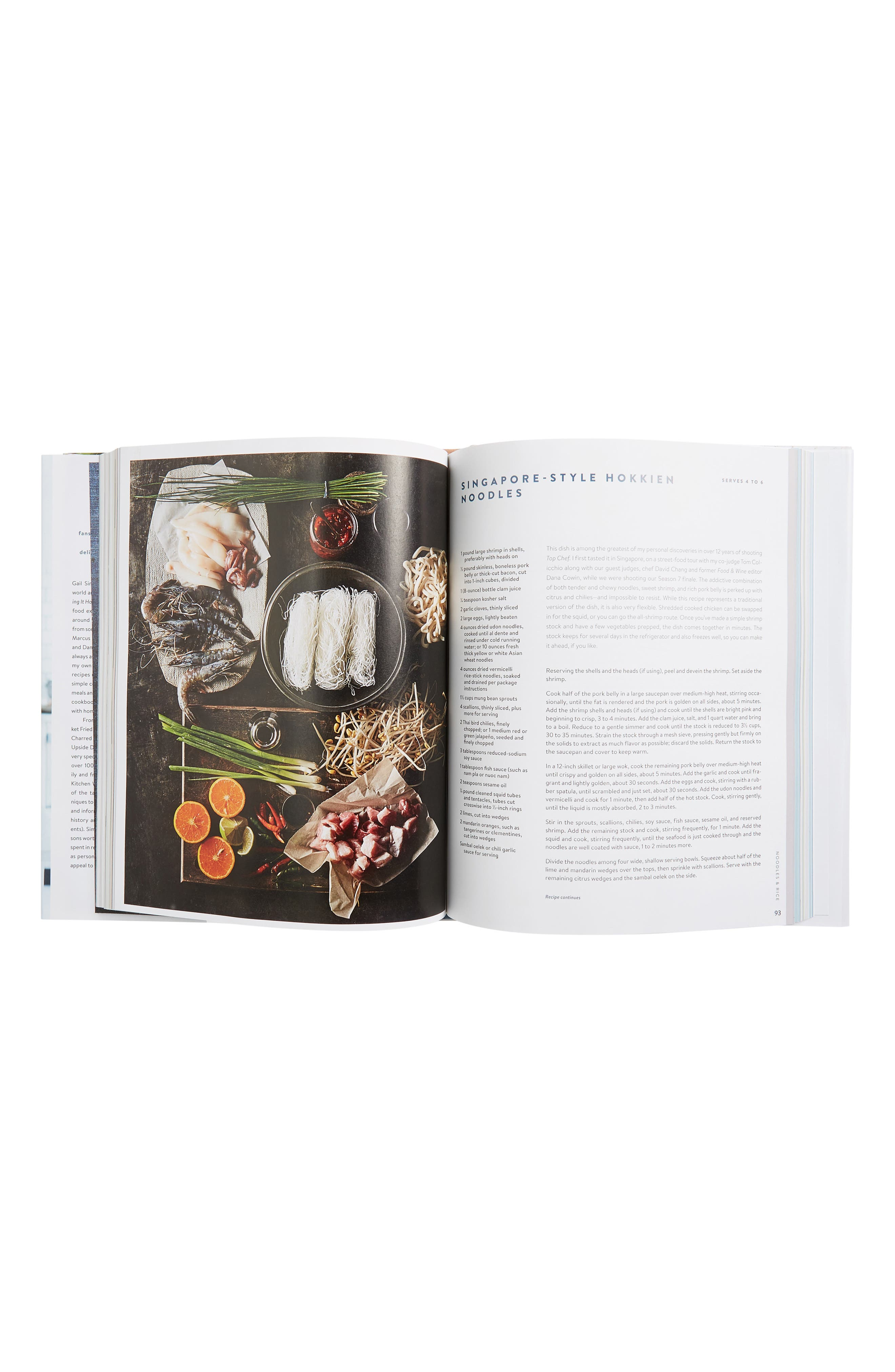 Alternate Image 2  - Bringing it Home: Favorite Recipes from a Life of Adventurous Eating