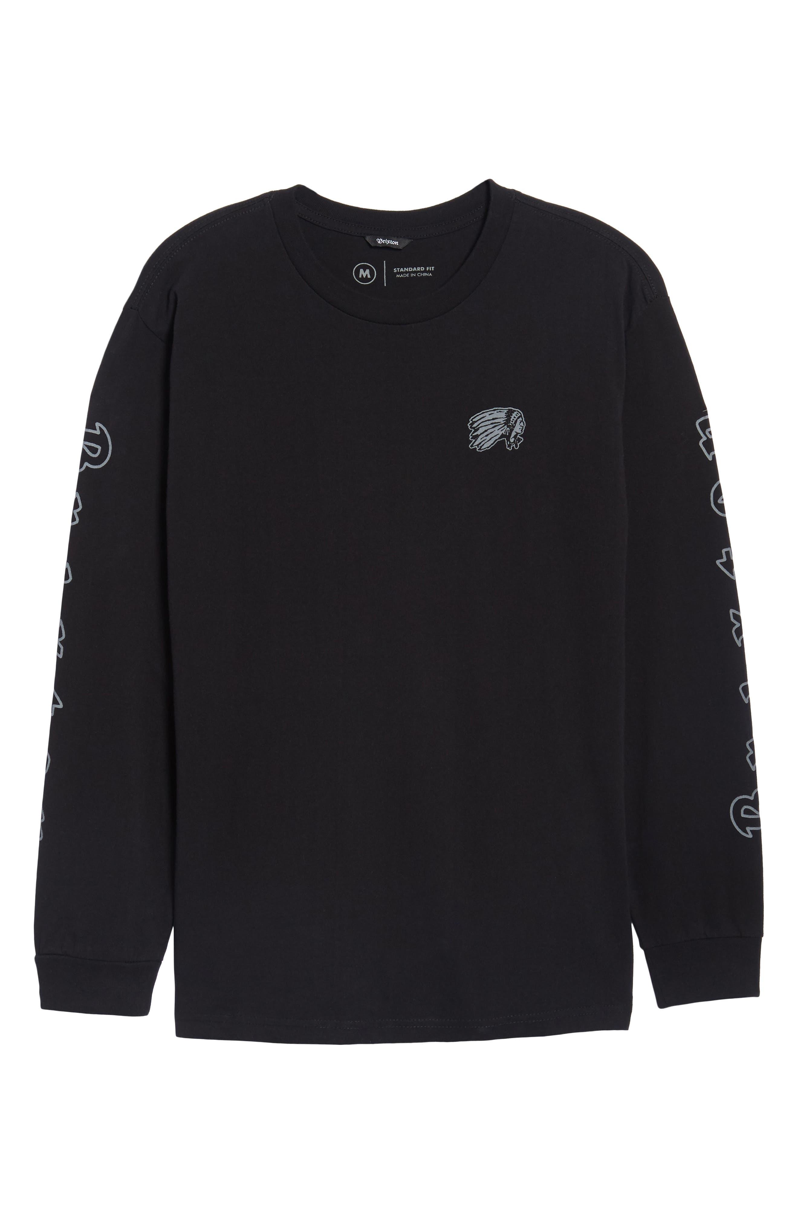 Alternate Image 6  - Brixton Primo T-Shirt