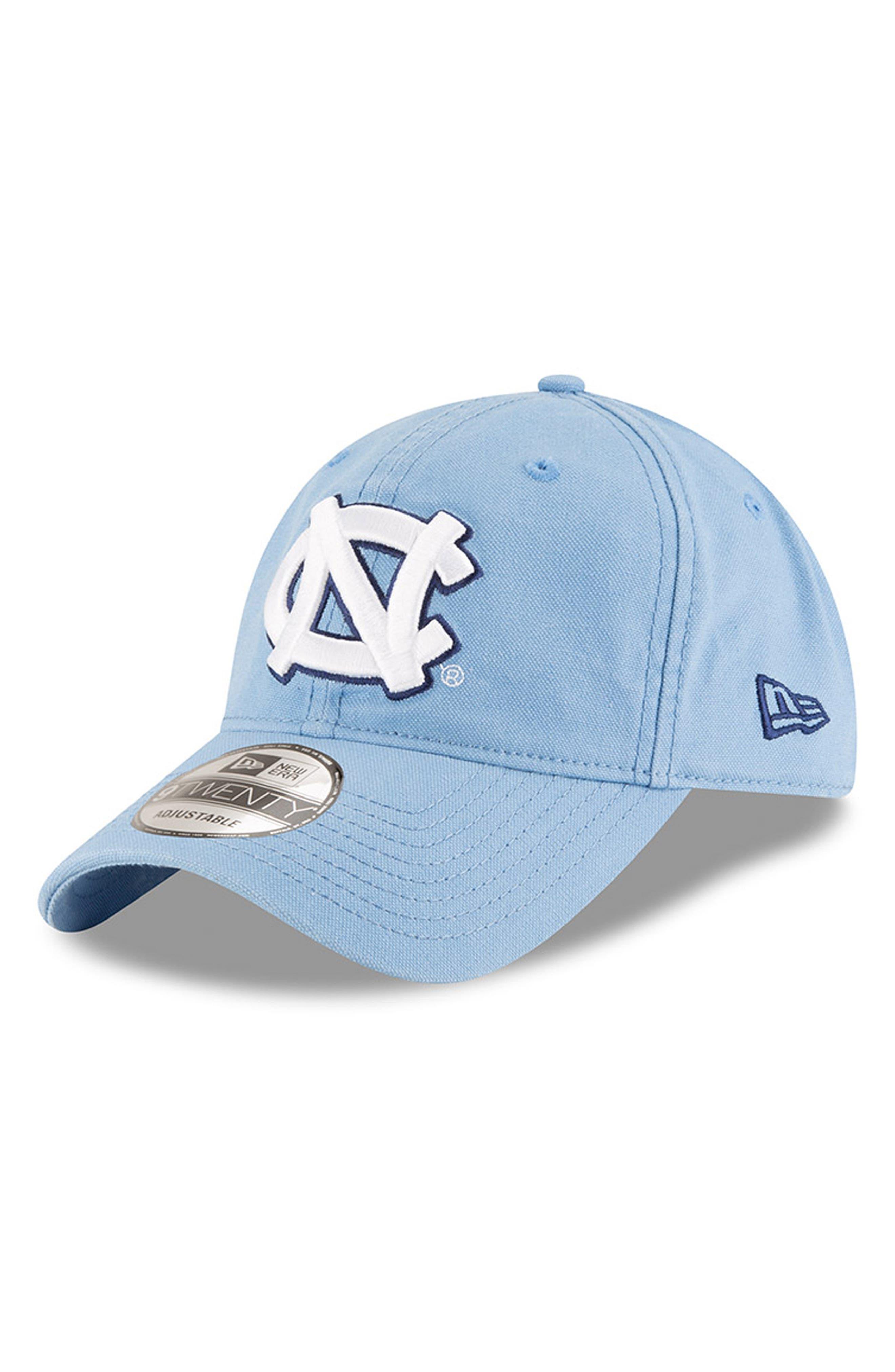 New Era Collegiate Core Classic - North Carolina Tar Heels Baseball Cap,                             Alternate thumbnail 3, color,                             North Carolina Tar Heels