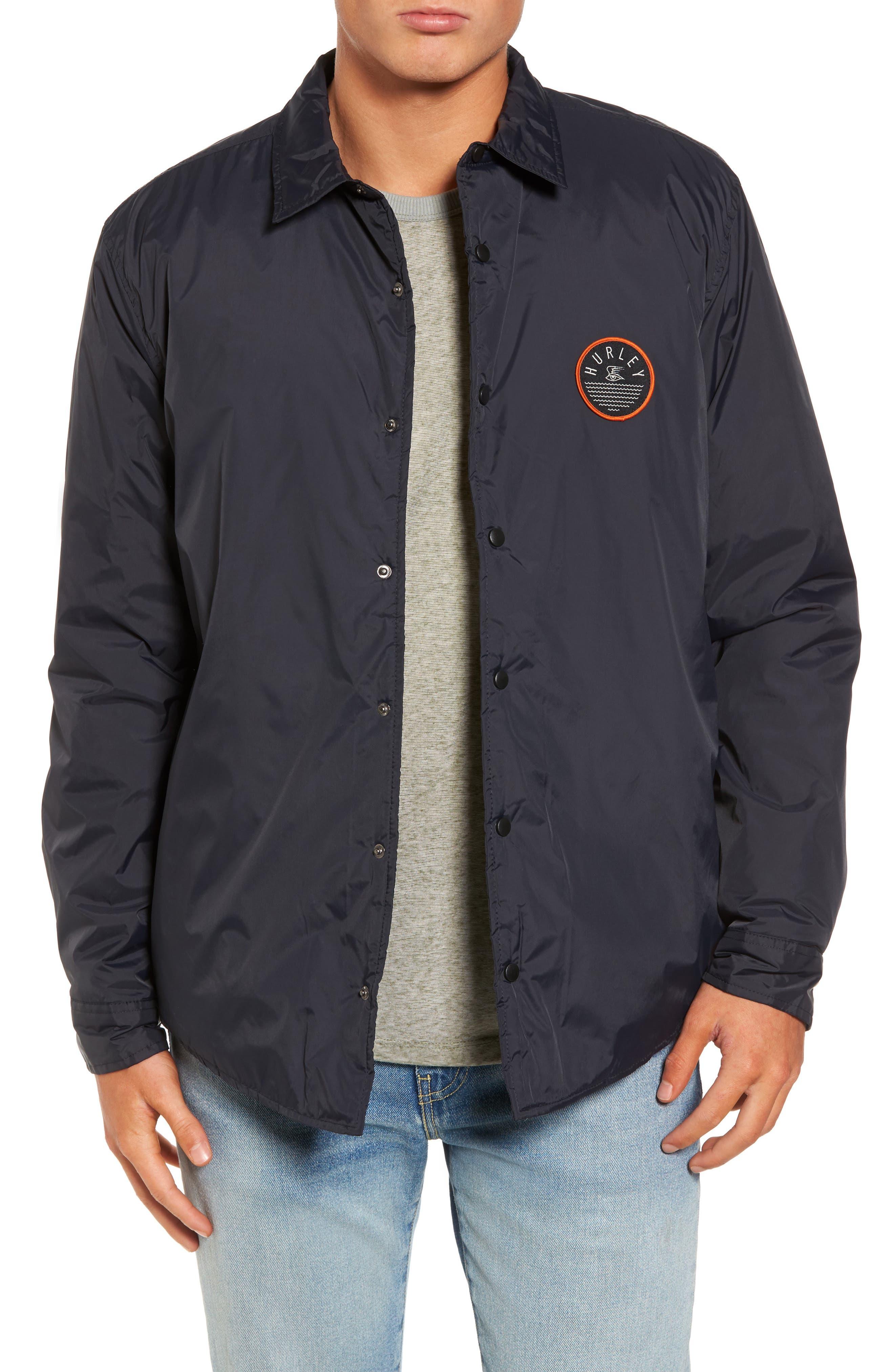 Main Image - Hurley Portland Jacket