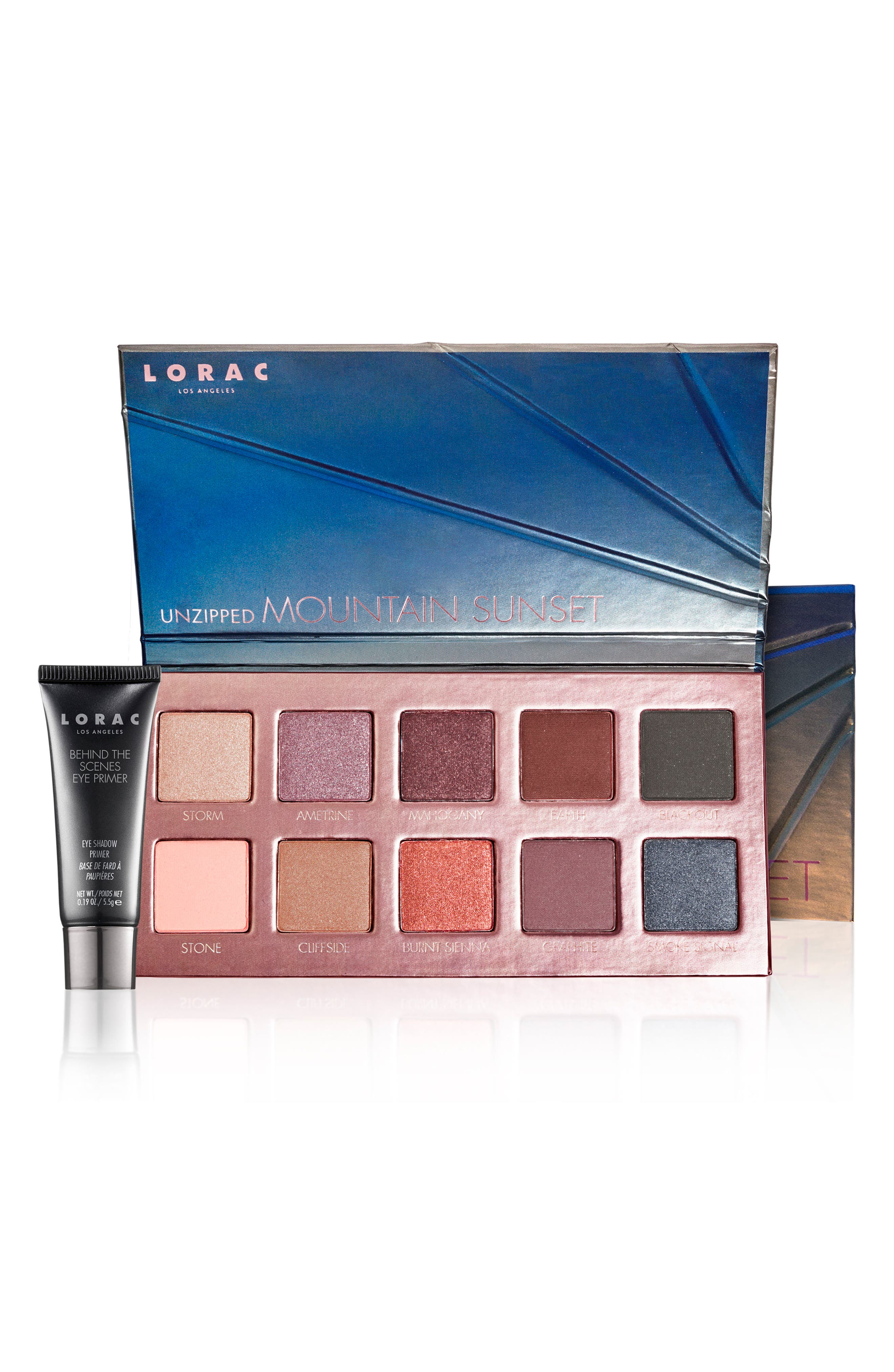 Alternate Image 4  - LORAC Unzipped Mountain Sunset Eyeshadow Palette (Limited Edition)