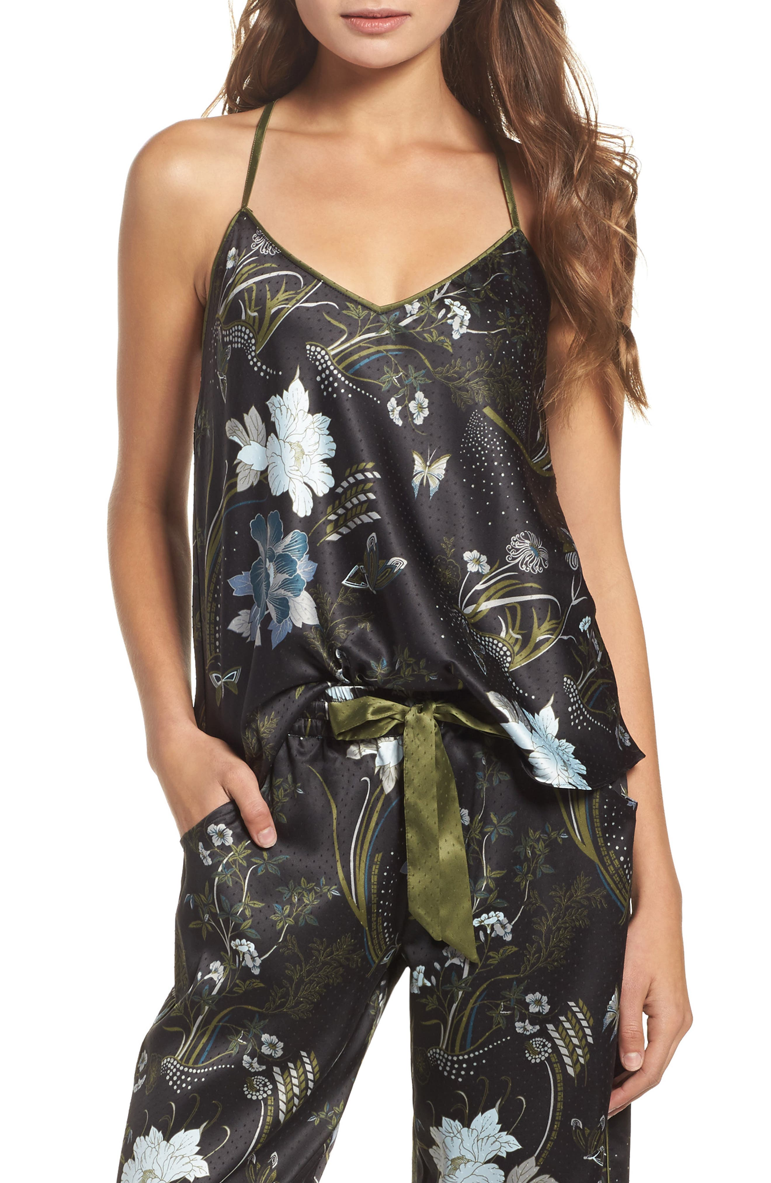 Chelsea28 Late Nights Satin Camisole