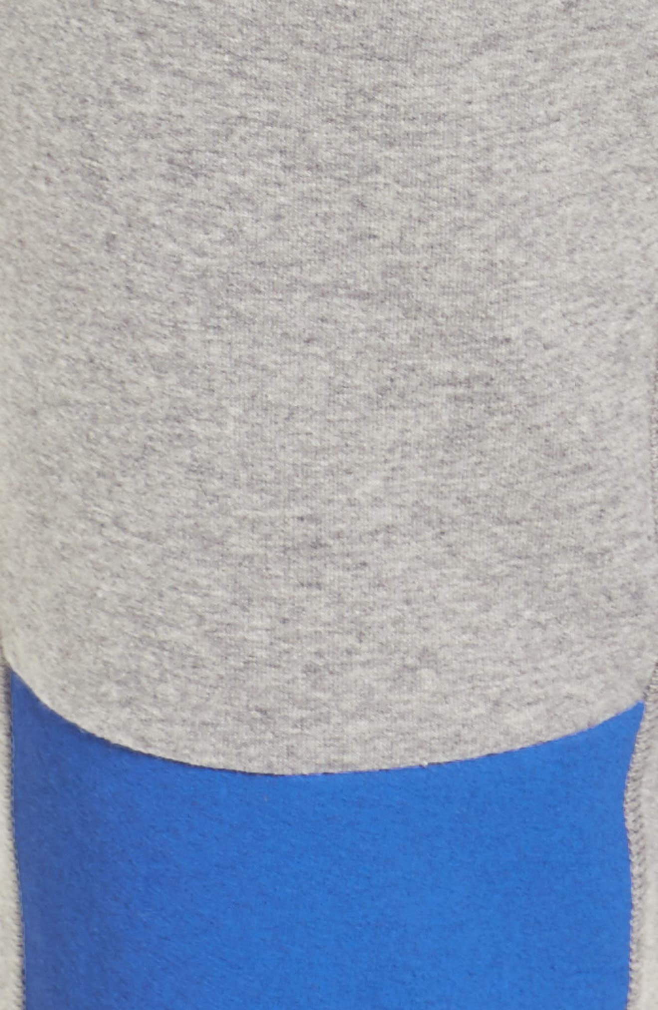 Blixen Track Pants,                             Alternate thumbnail 5, color,                             Grey Marl