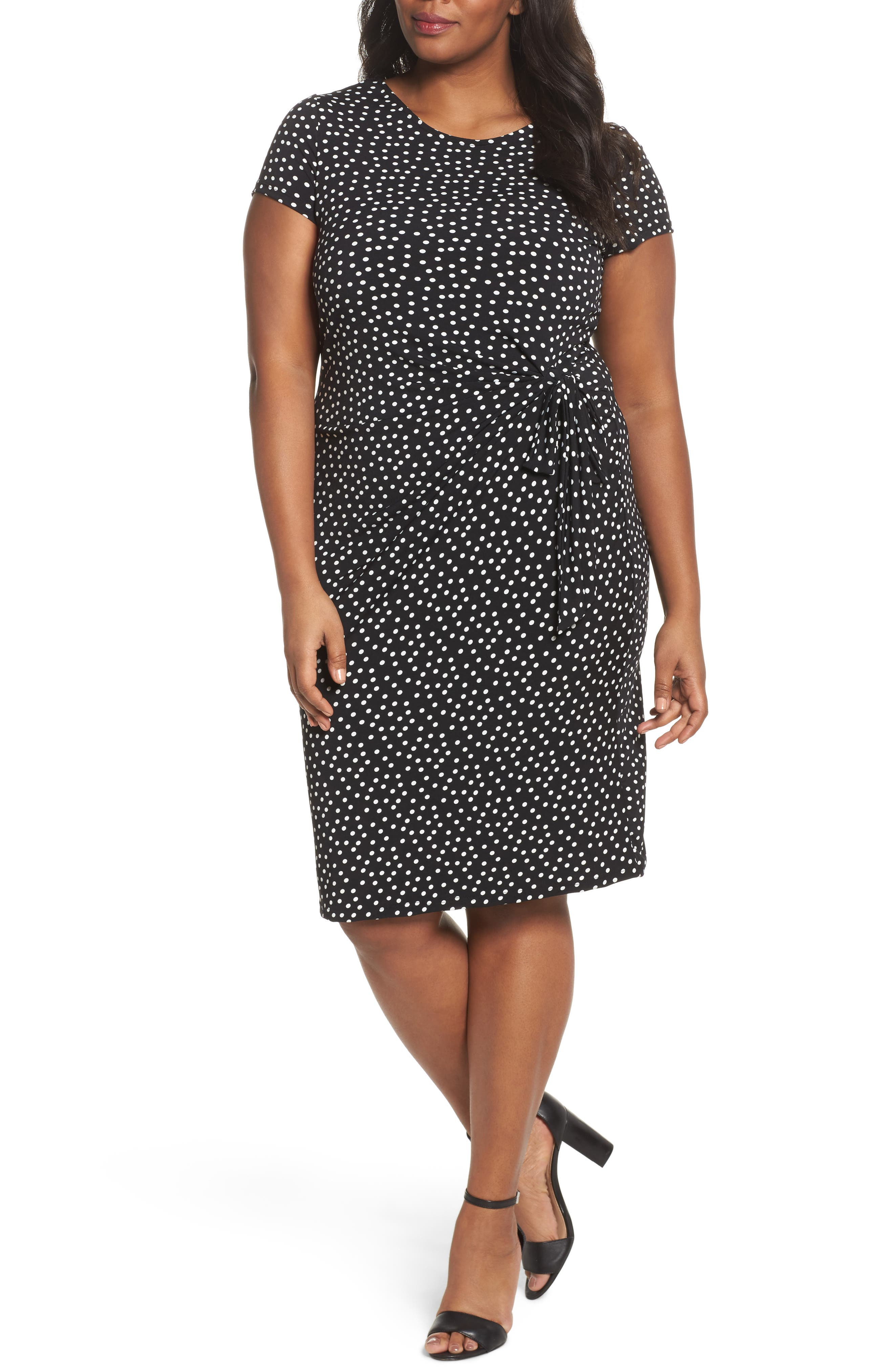 Leota Madison T-Shirt Dress (Plus Size)