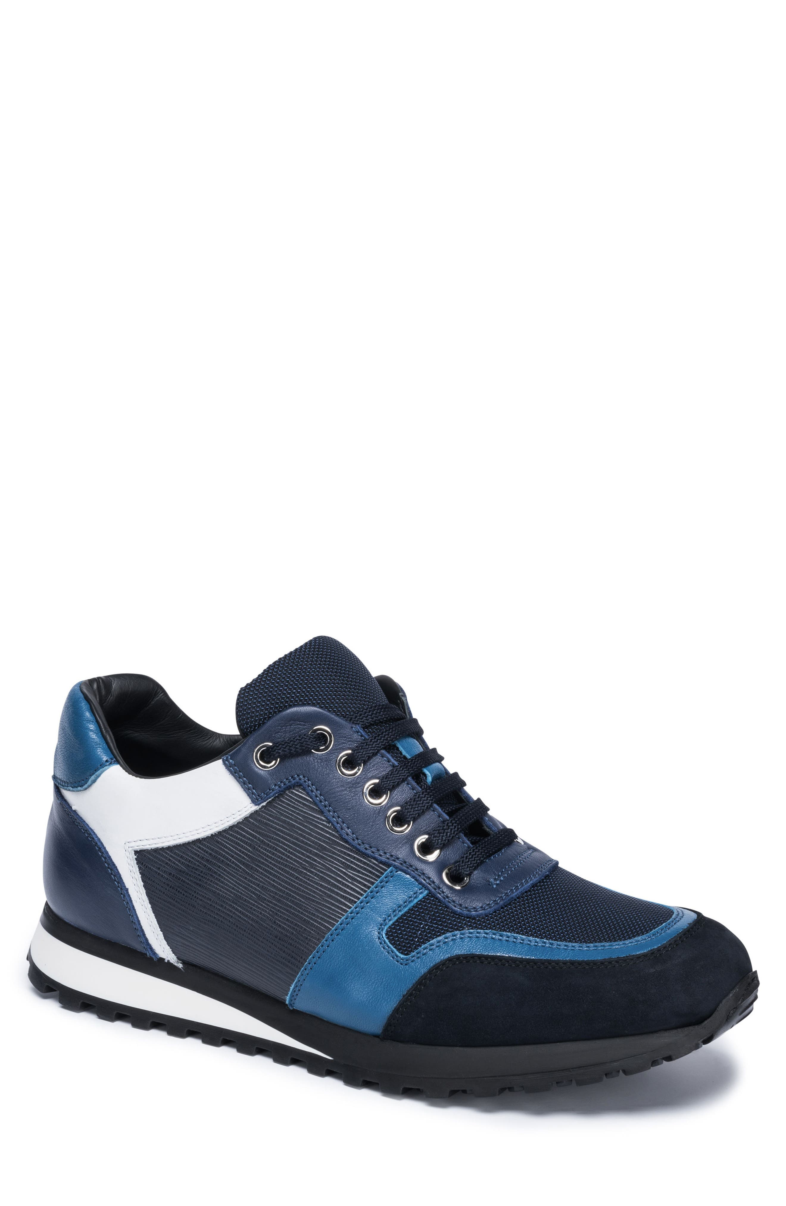 Modena Sneaker,                             Main thumbnail 1, color,                             Blue