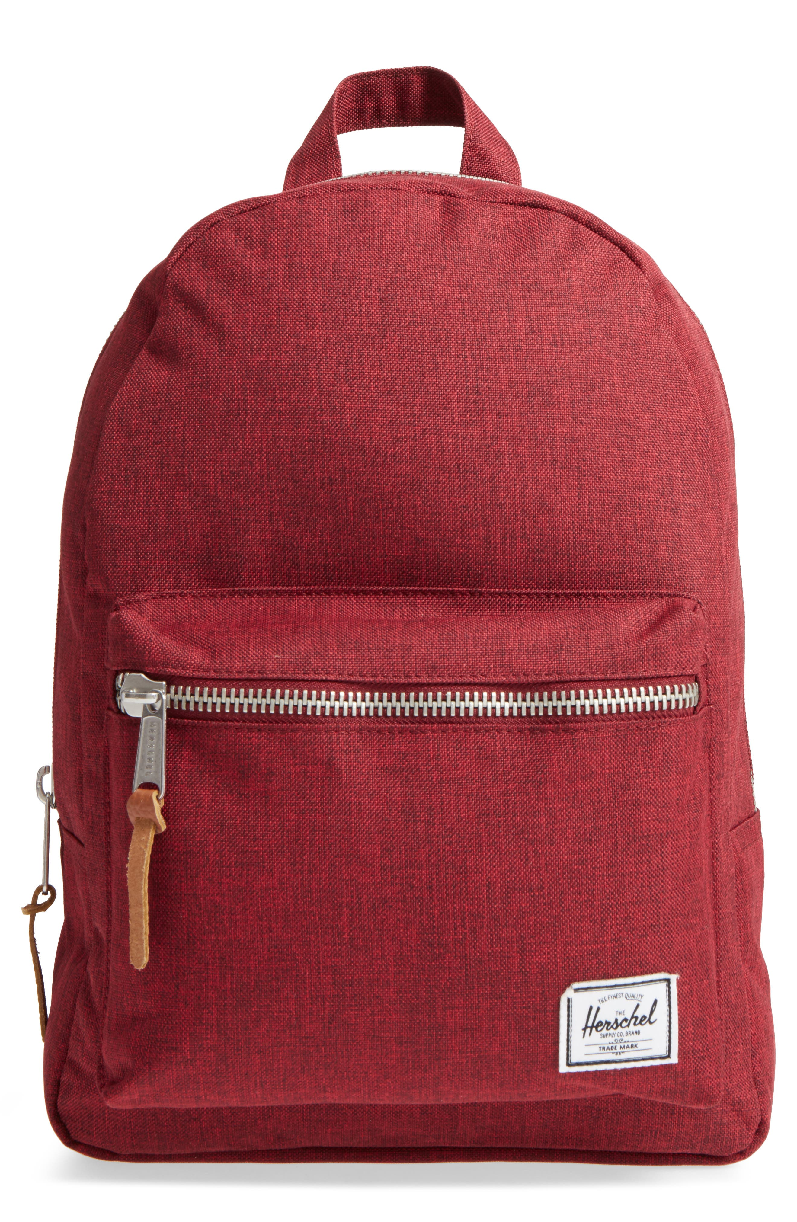 Grove Backpack,                         Main,                         color, Winetasting Crosshatch