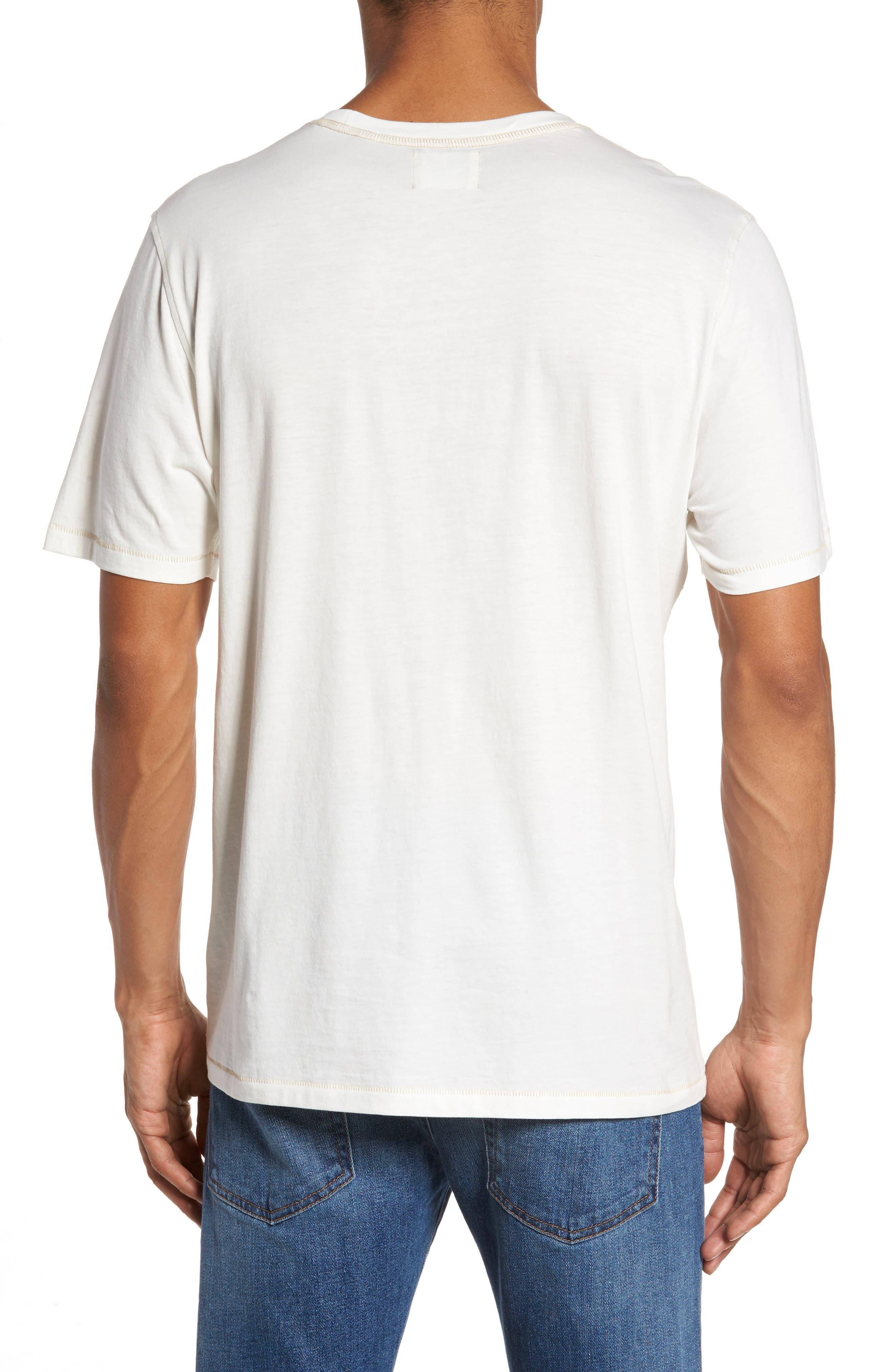 Alternate Image 2  - Billy Reid Crewneck T-Shirt