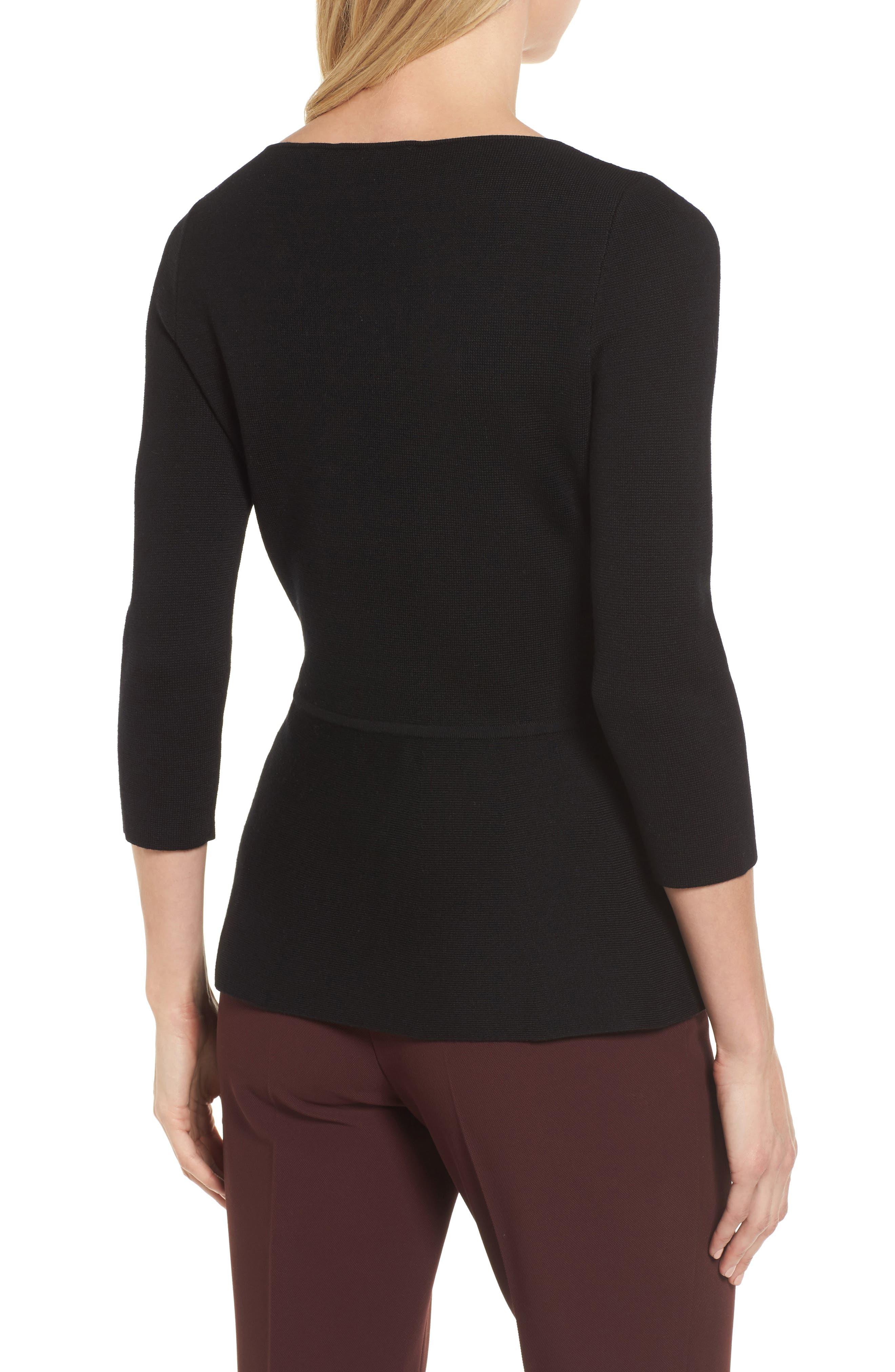 Alternate Image 2  - BOSS Fylle Wool Sweater