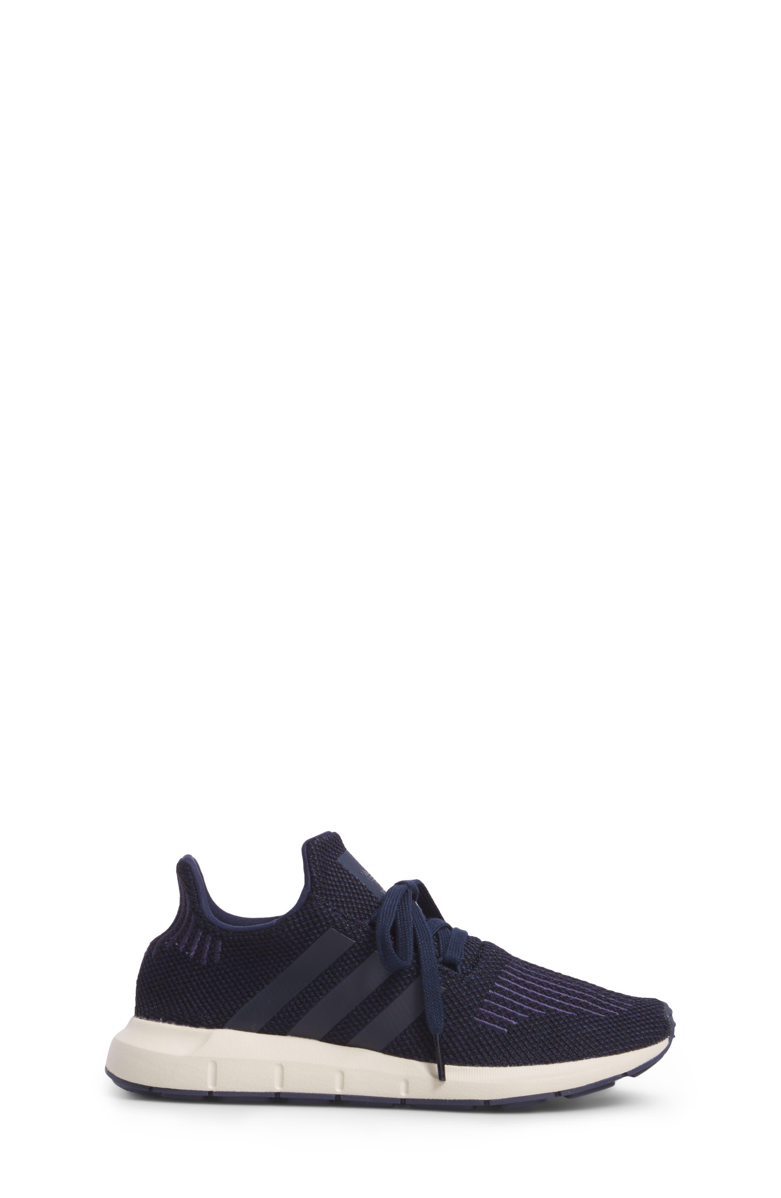 Alternate Image 3  - adidas Swift Run C Sneaker (Baby, Walker, Toddler, Little Kid & Big Kid)