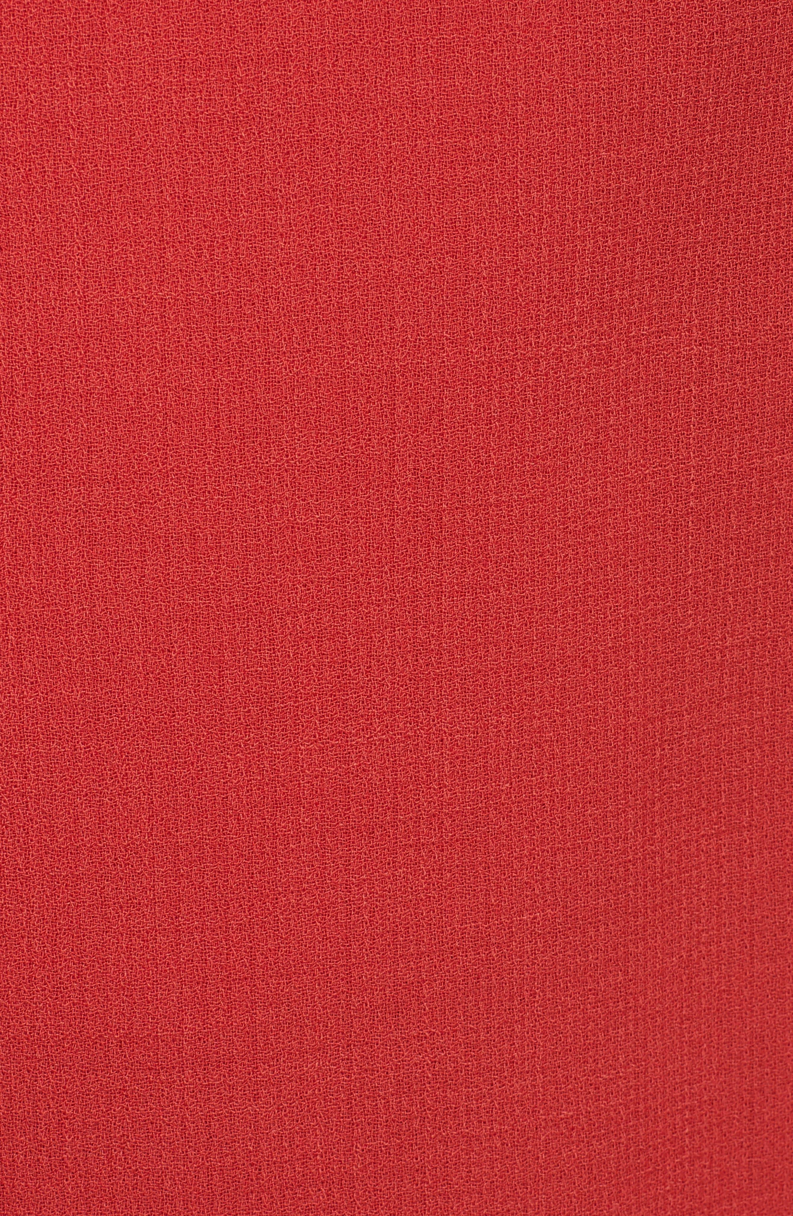 Alternate Image 5  - Lafayette 148 New York Carmelle Nouveau Crepe Jacket (Plus Size)