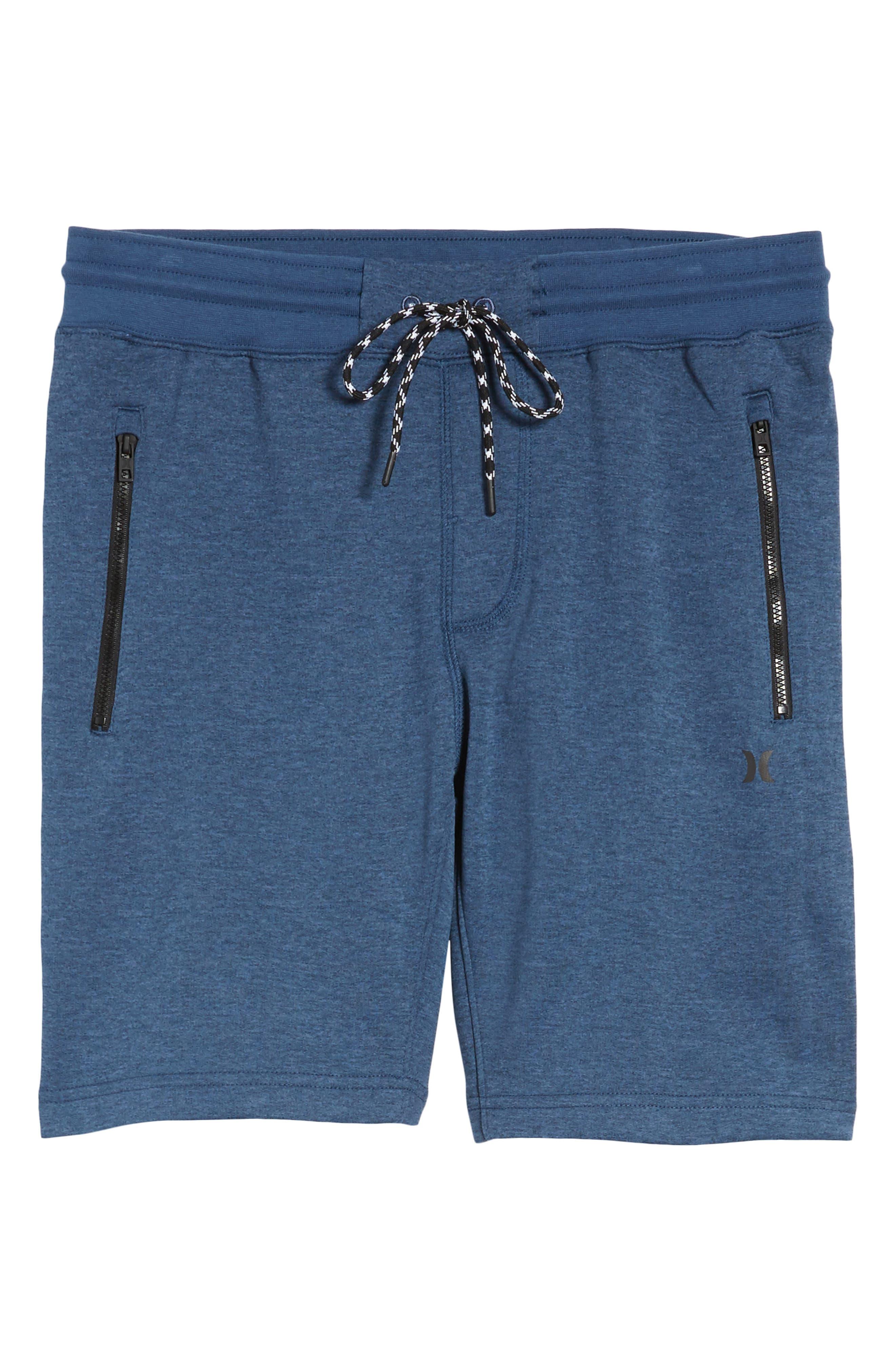 Dri-FIT Solar Shorts,                             Alternate thumbnail 6, color,                             Squadron Blue