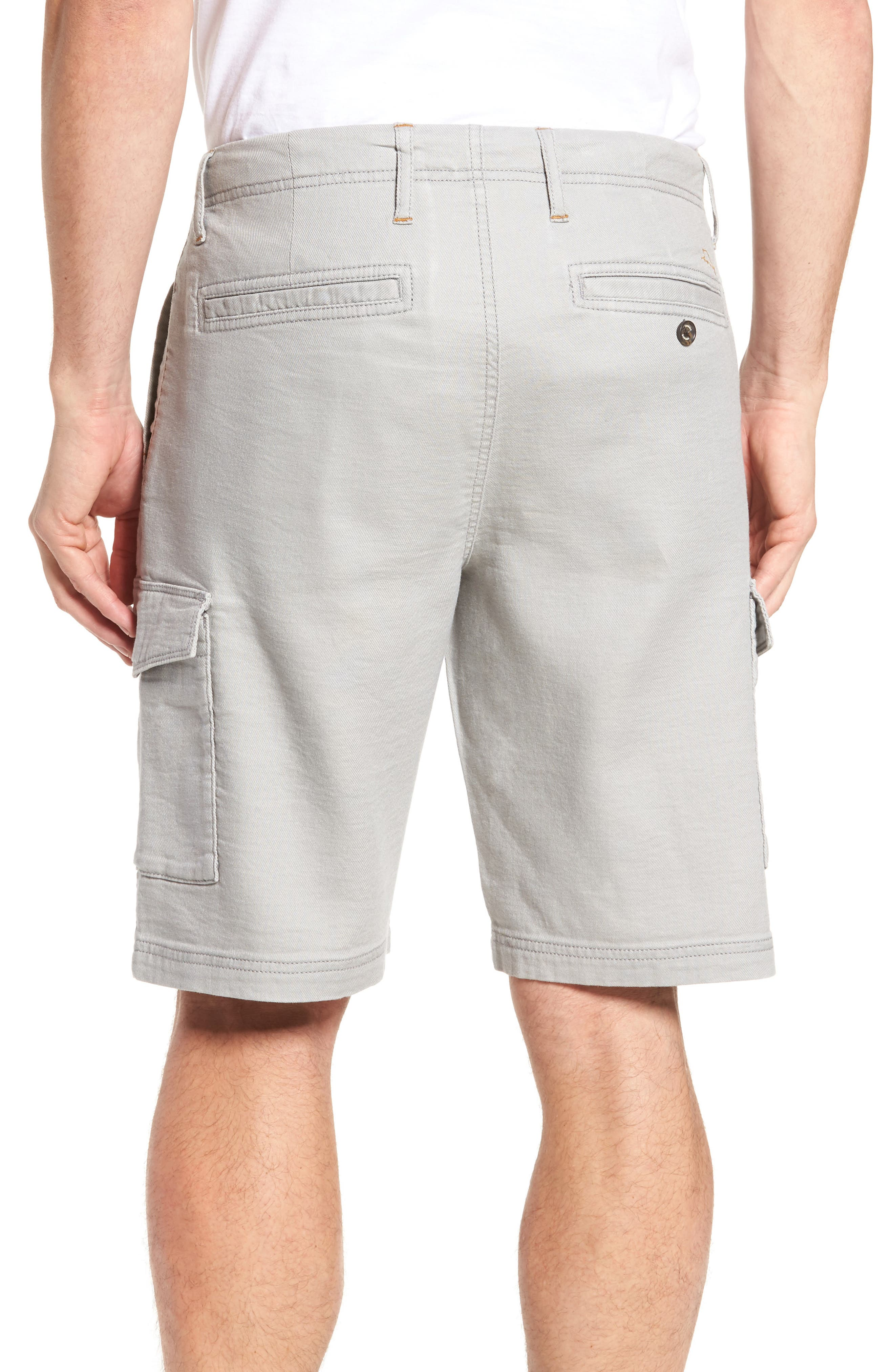 Edgewood Cargo Shorts,                             Alternate thumbnail 2, color,                             Argent