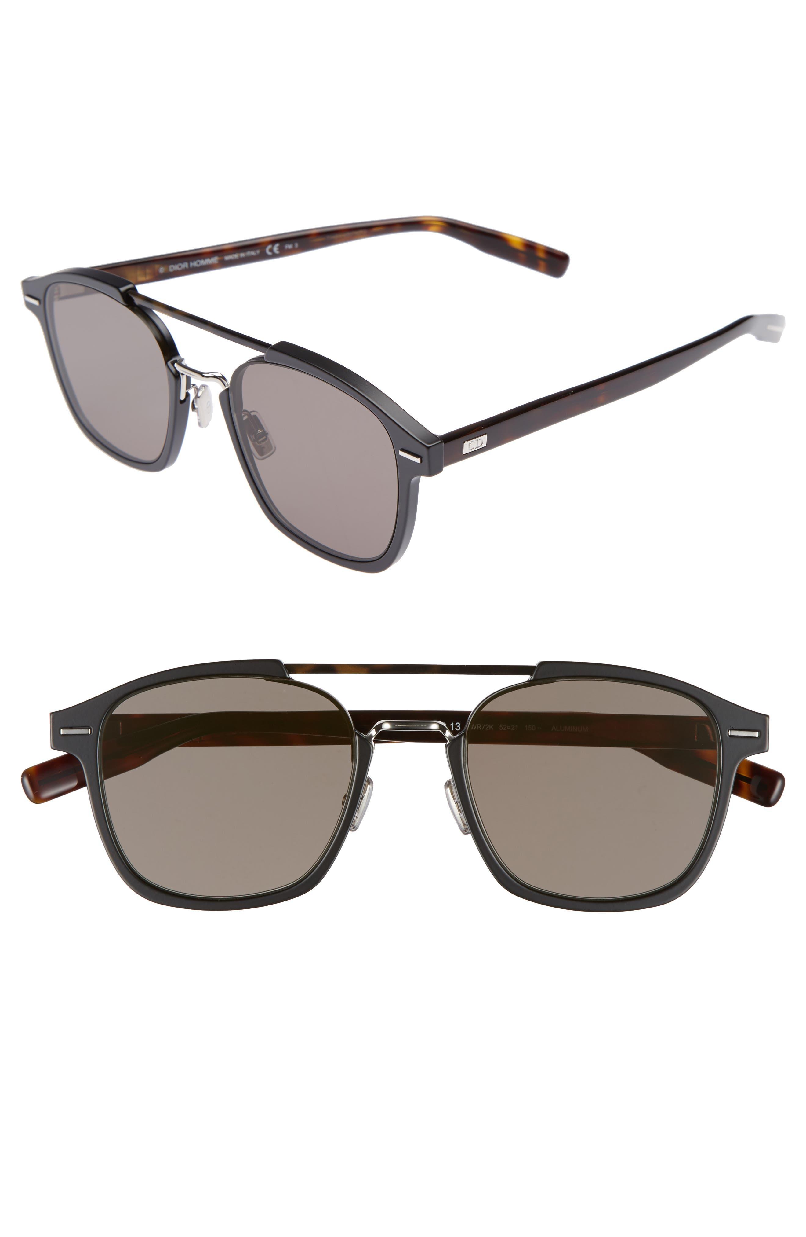 Dior Homme AL13.13 52mm Sunglasses