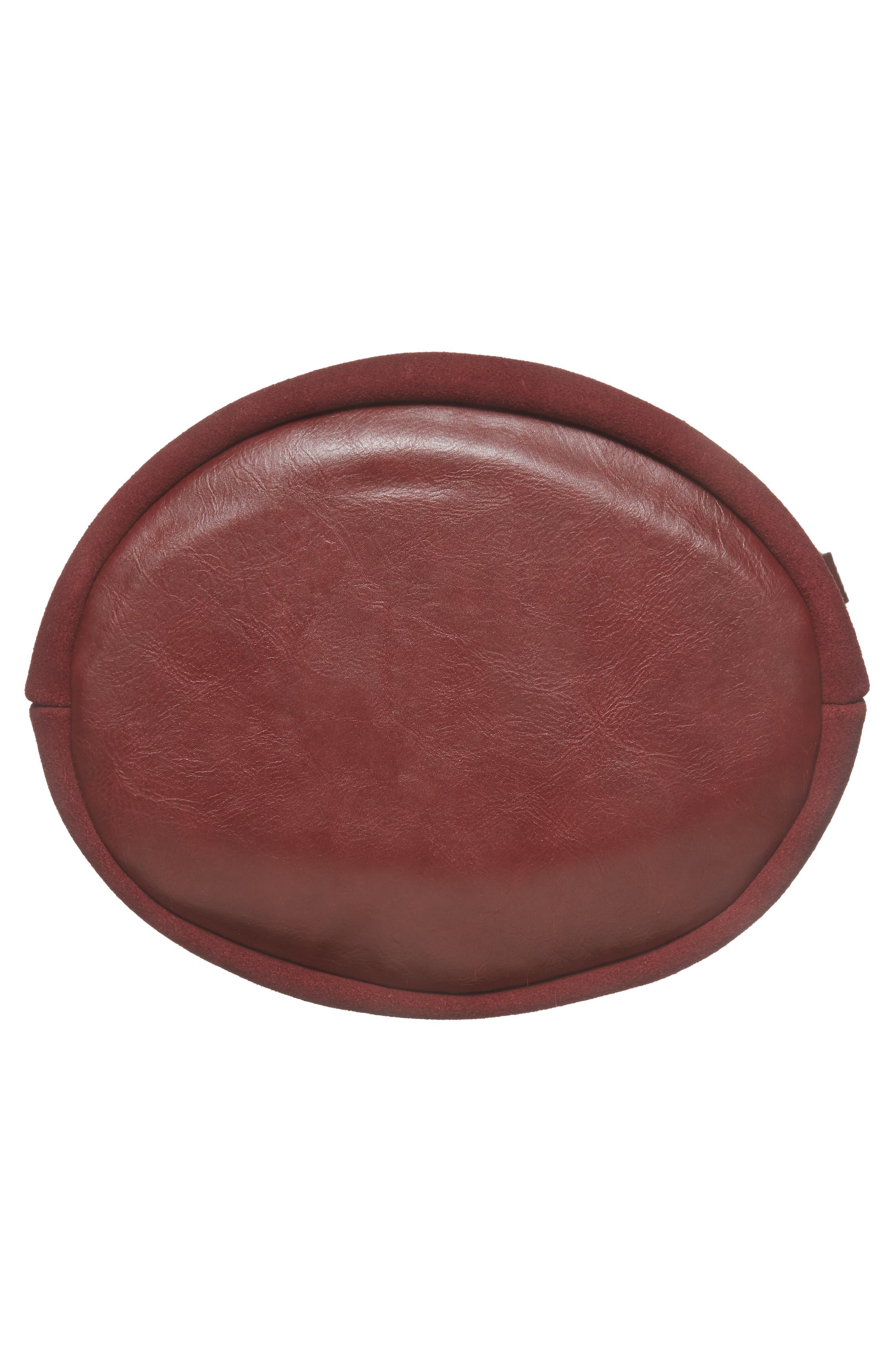 Alternate Image 6  - Sole Society Lana Slouchy Suede Crossbody Bag