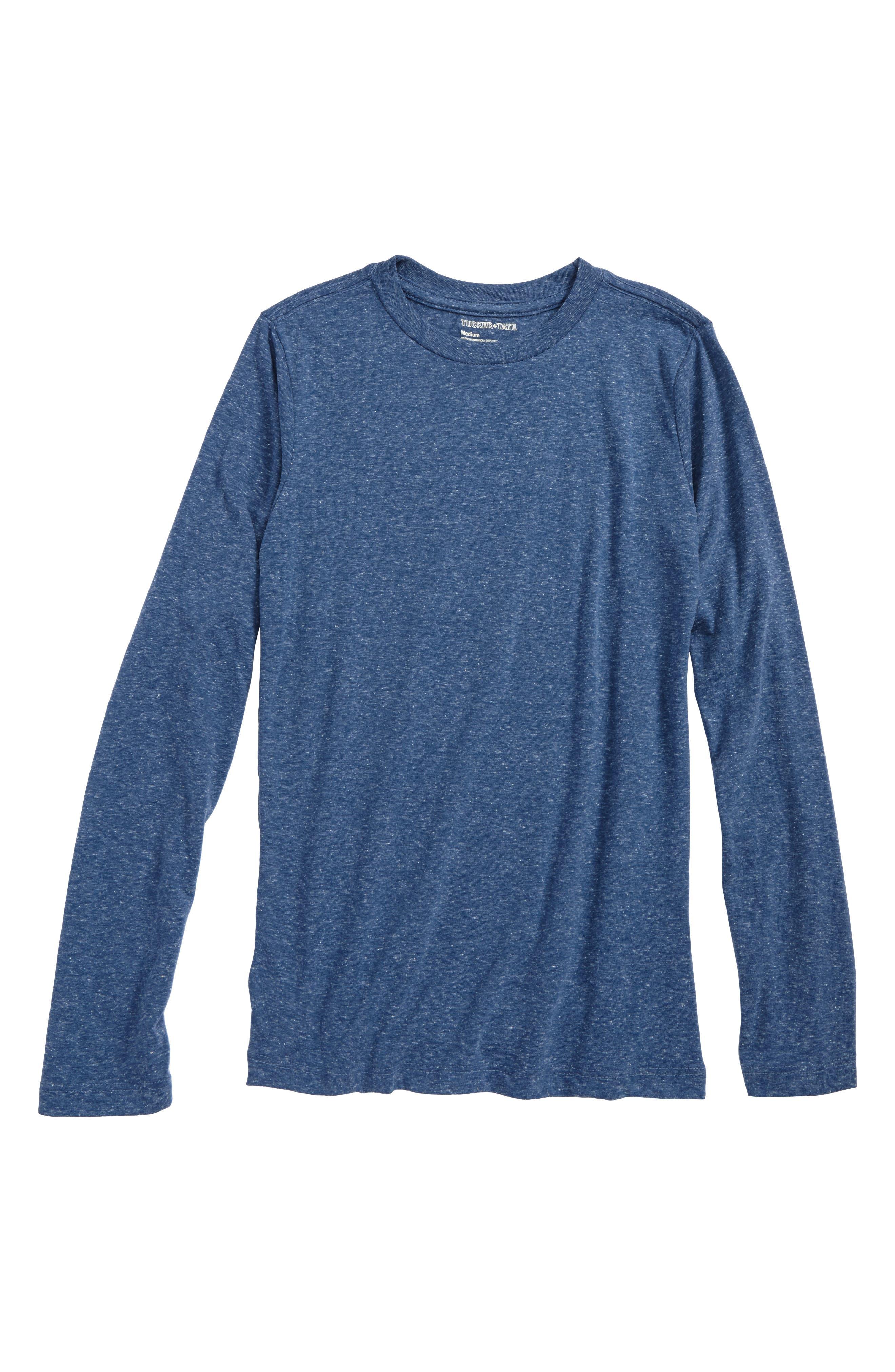 Alternate Image 1 Selected - Tucker + Tate Basic T-Shirt (Big Boys)