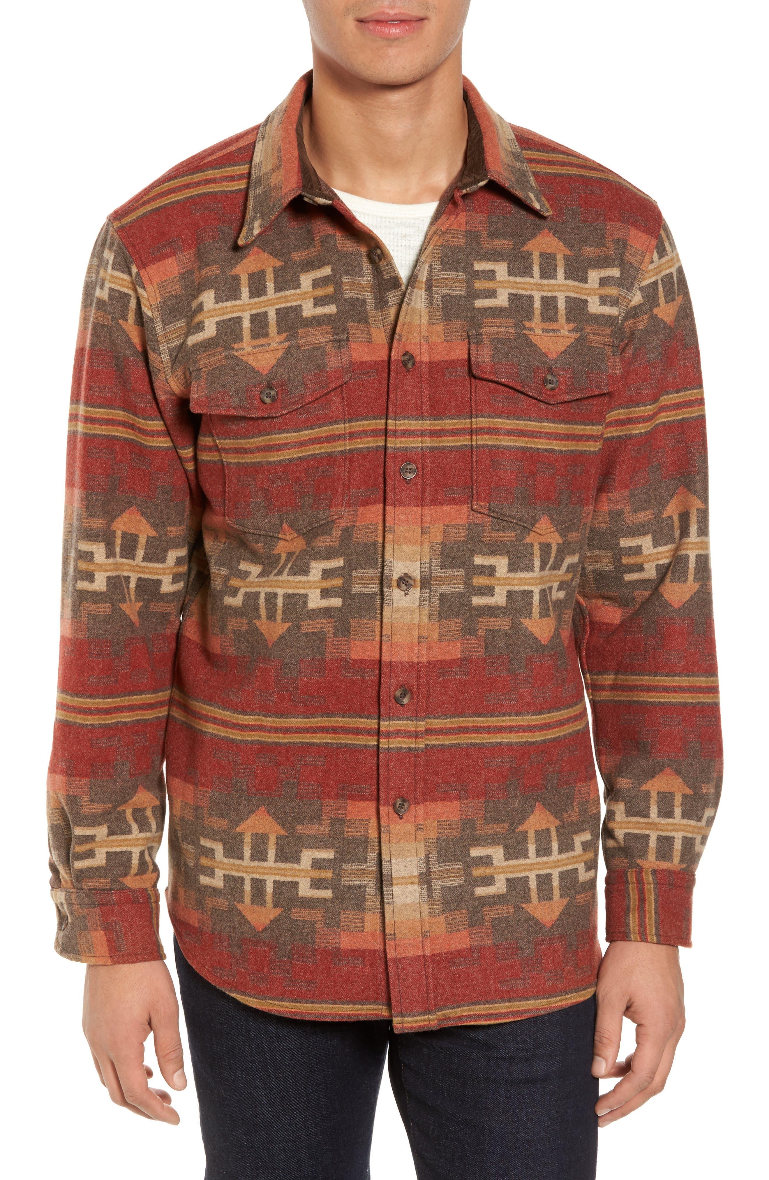 Pendleton Pinetop Wool Shirt