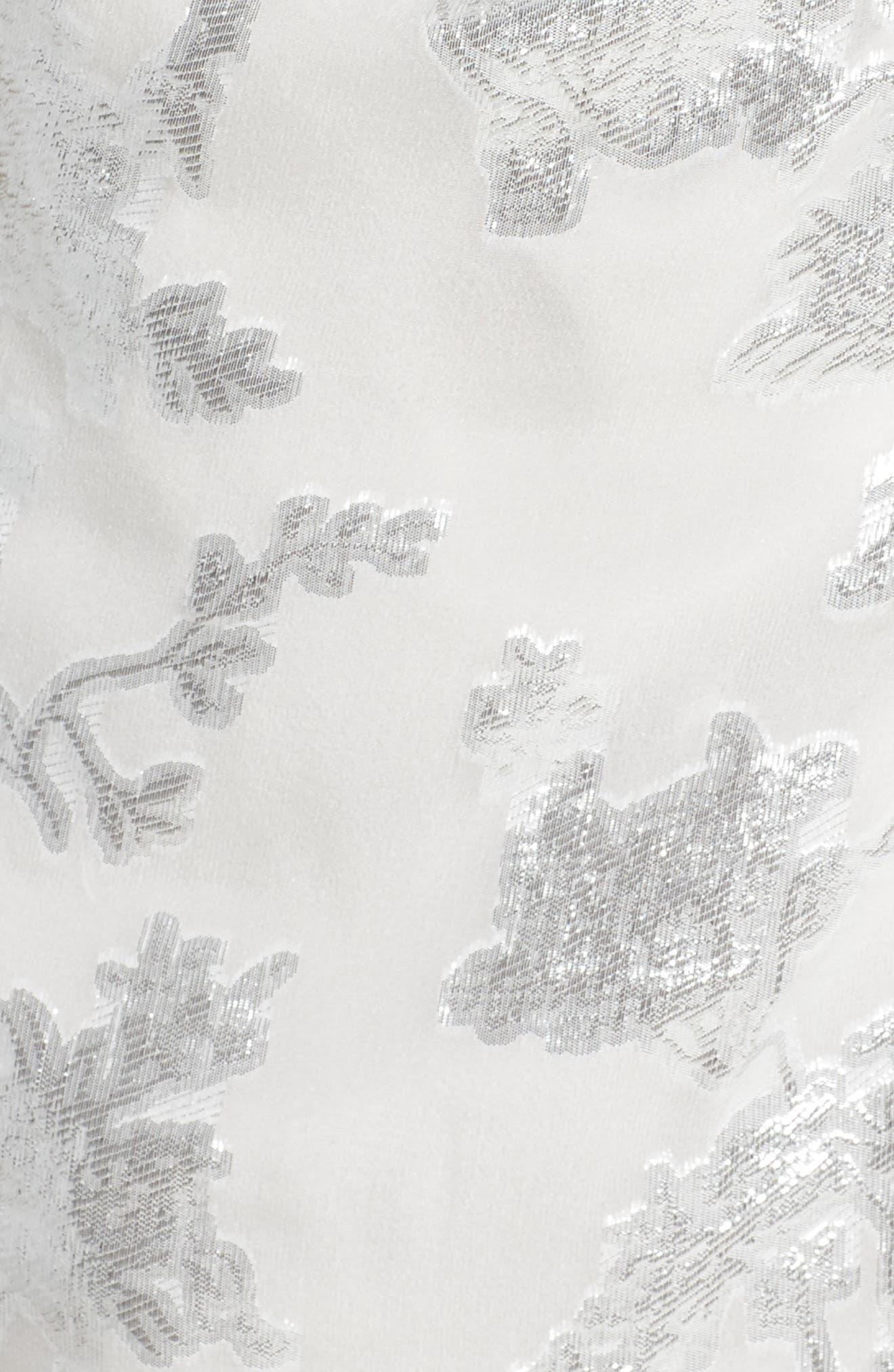 Alternate Image 5  - Bardot Cold Shoulder Wrap Dress