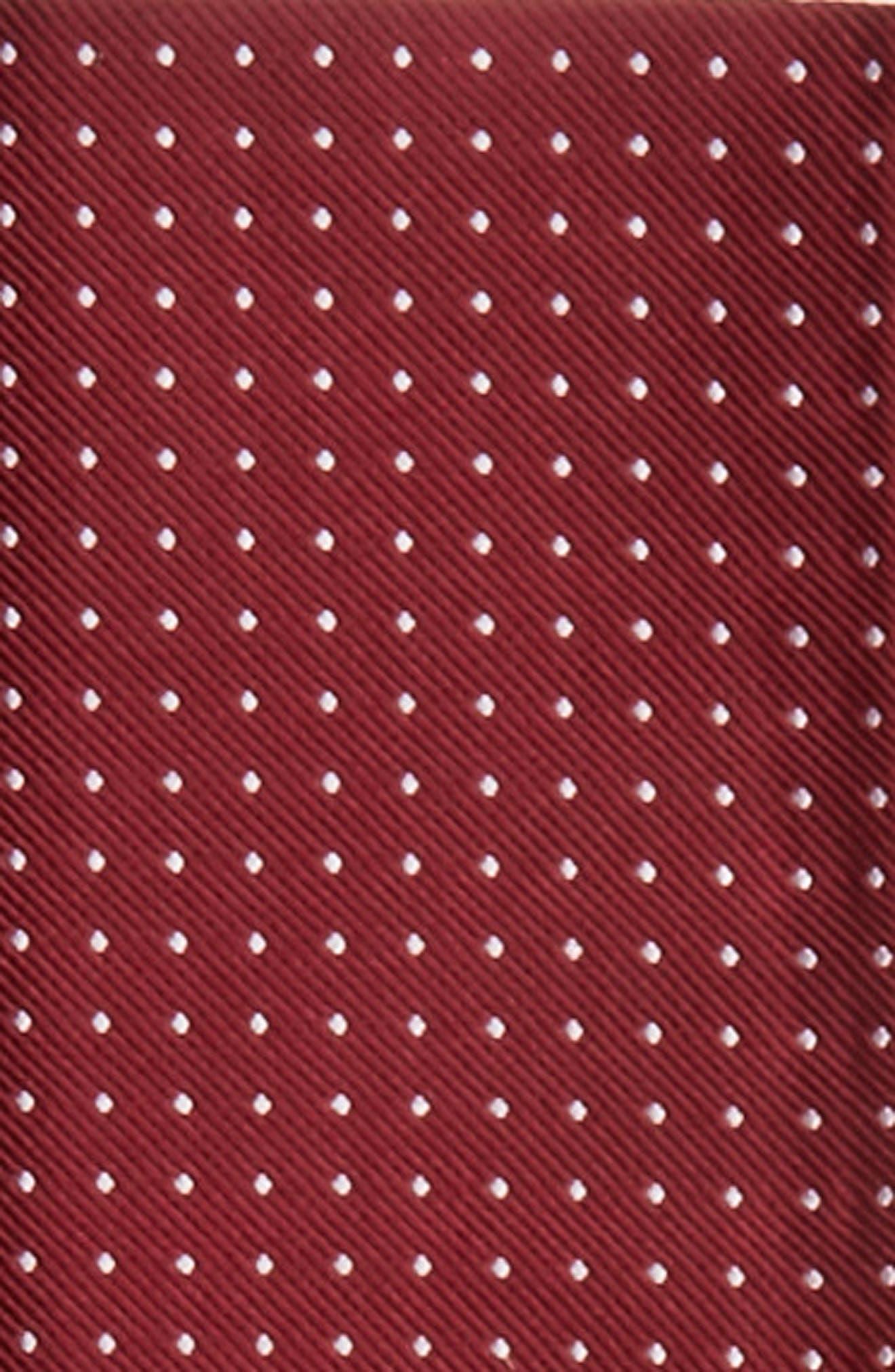 Alternate Image 4  - The Tie Bar Large Burgundy Style Box