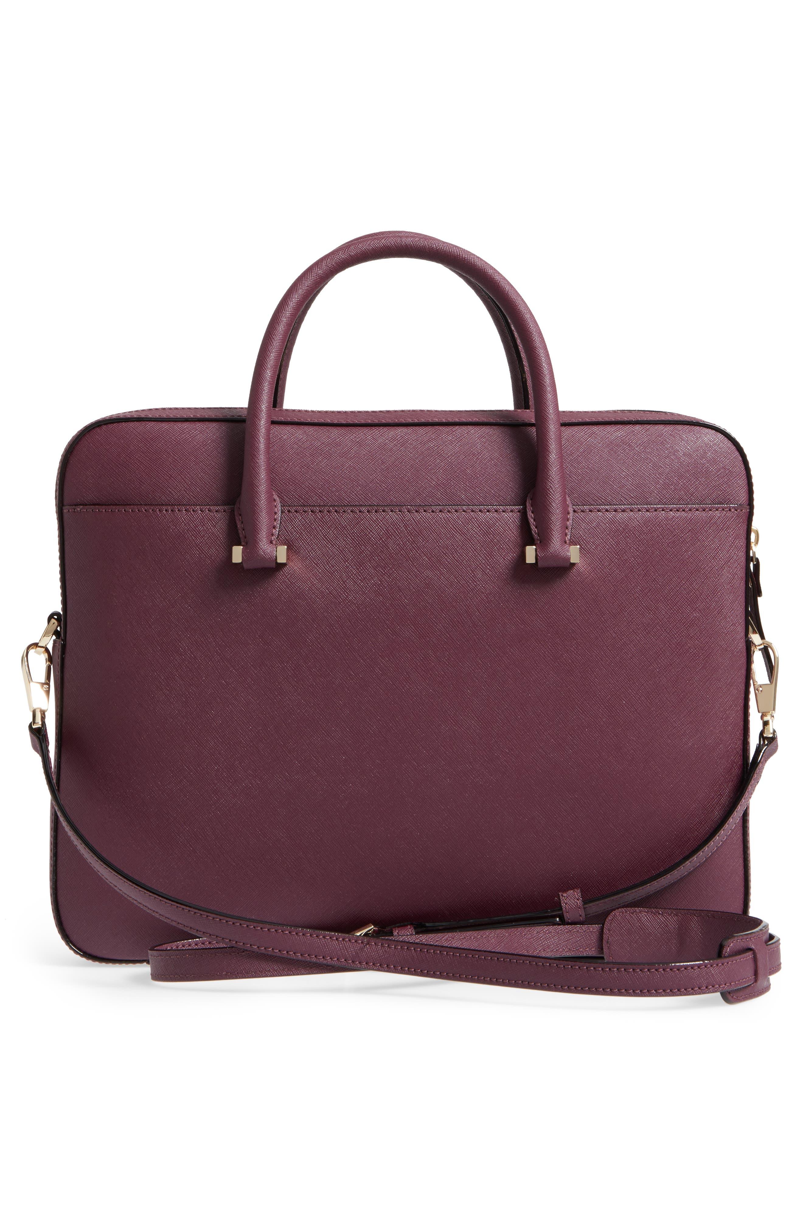 Alternate Image 3  - kate spade new york saffiano leather laptop bag