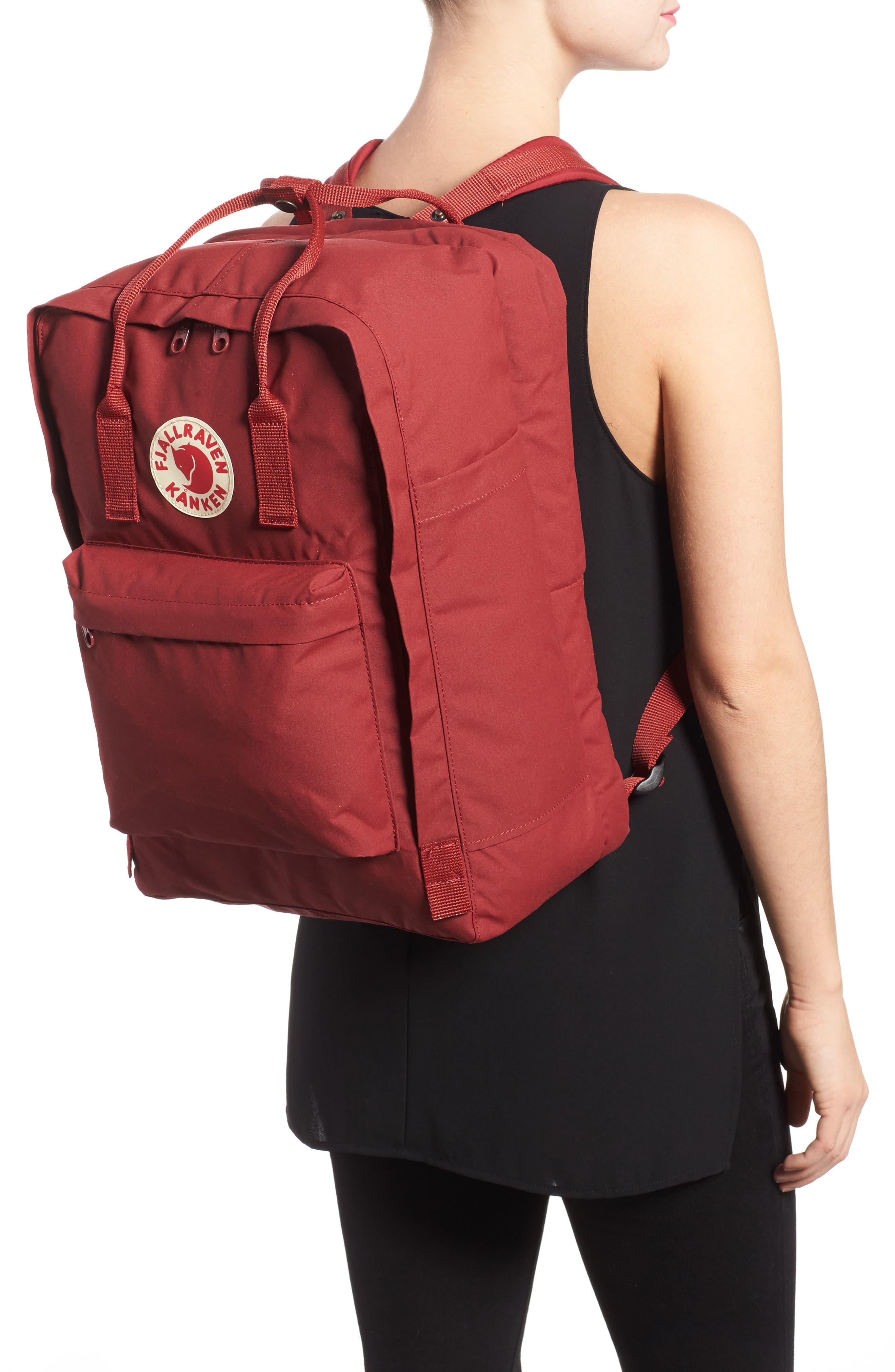 Alternate Image 2  - Fjällräven 'Kånken' Laptop Backpack (17 Inch)