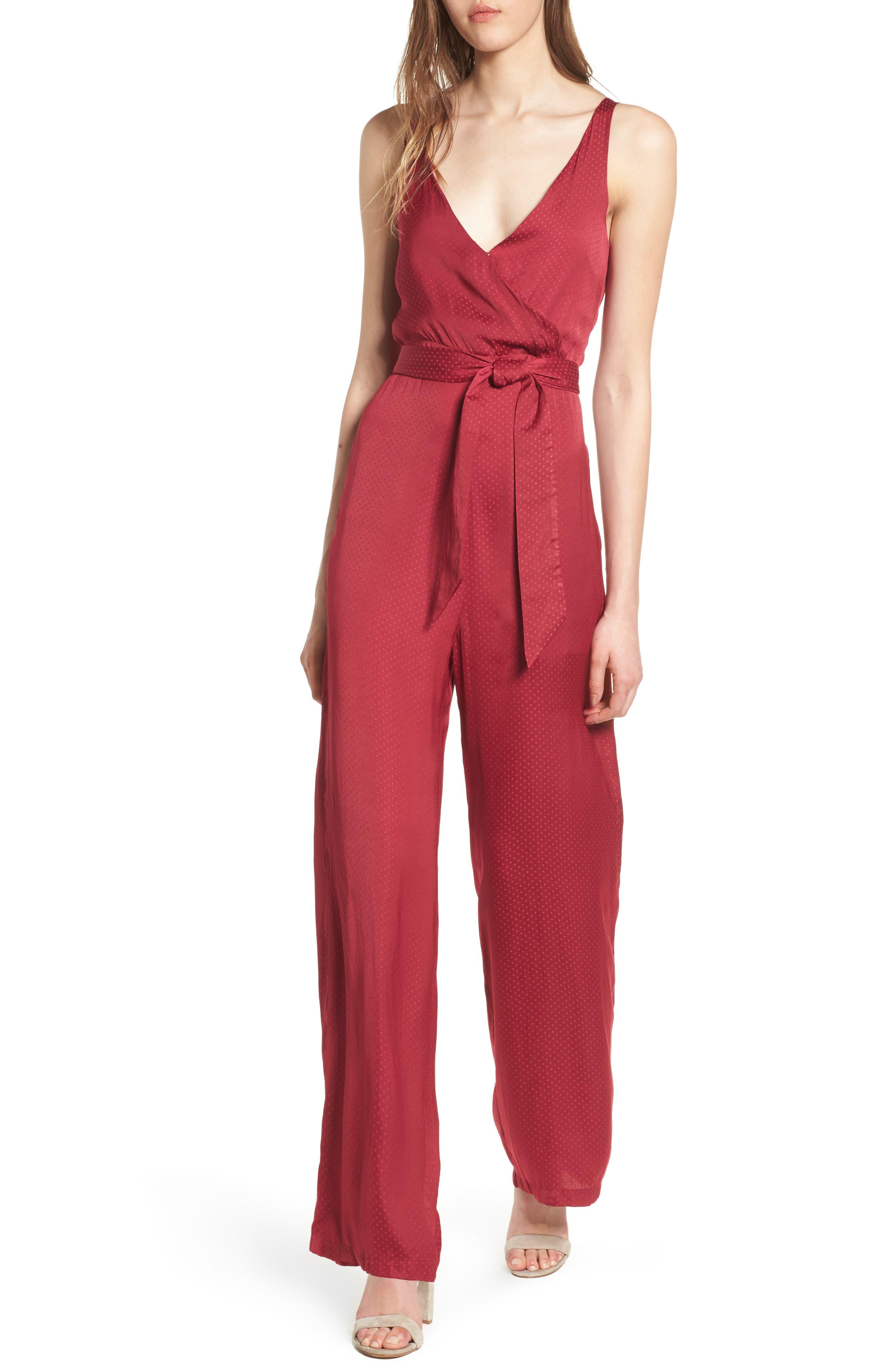 Pixie Jumpsuit,                         Main,                         color, Boudoir