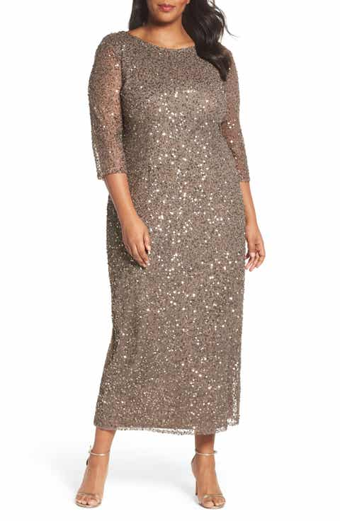 Women\'s Pisarro Nights Long Plus-Size Dresses | Nordstrom