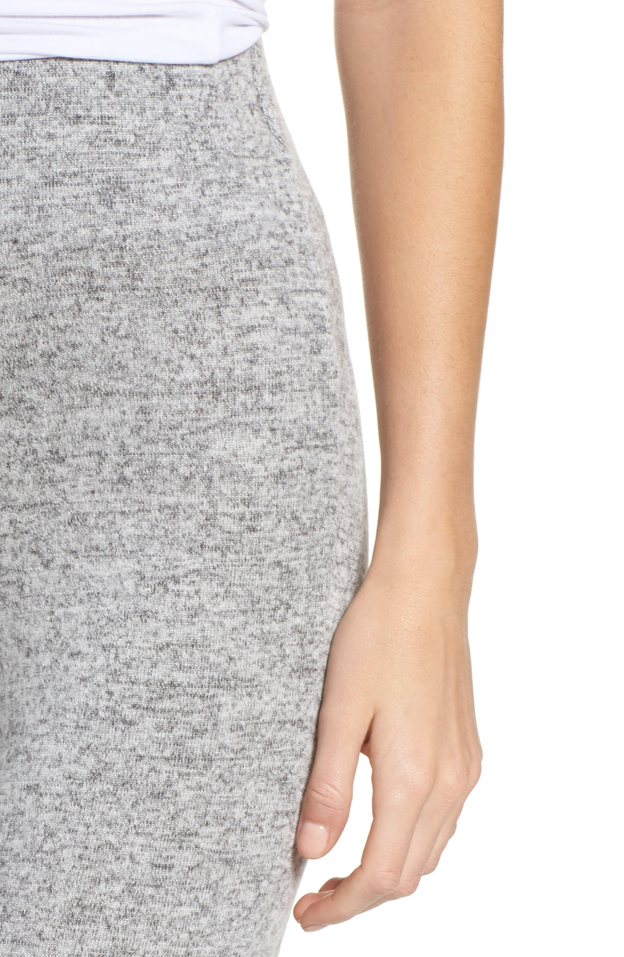 Alternate Image 6  - BB Dakota Wendall Wide Leg Lounge Pants