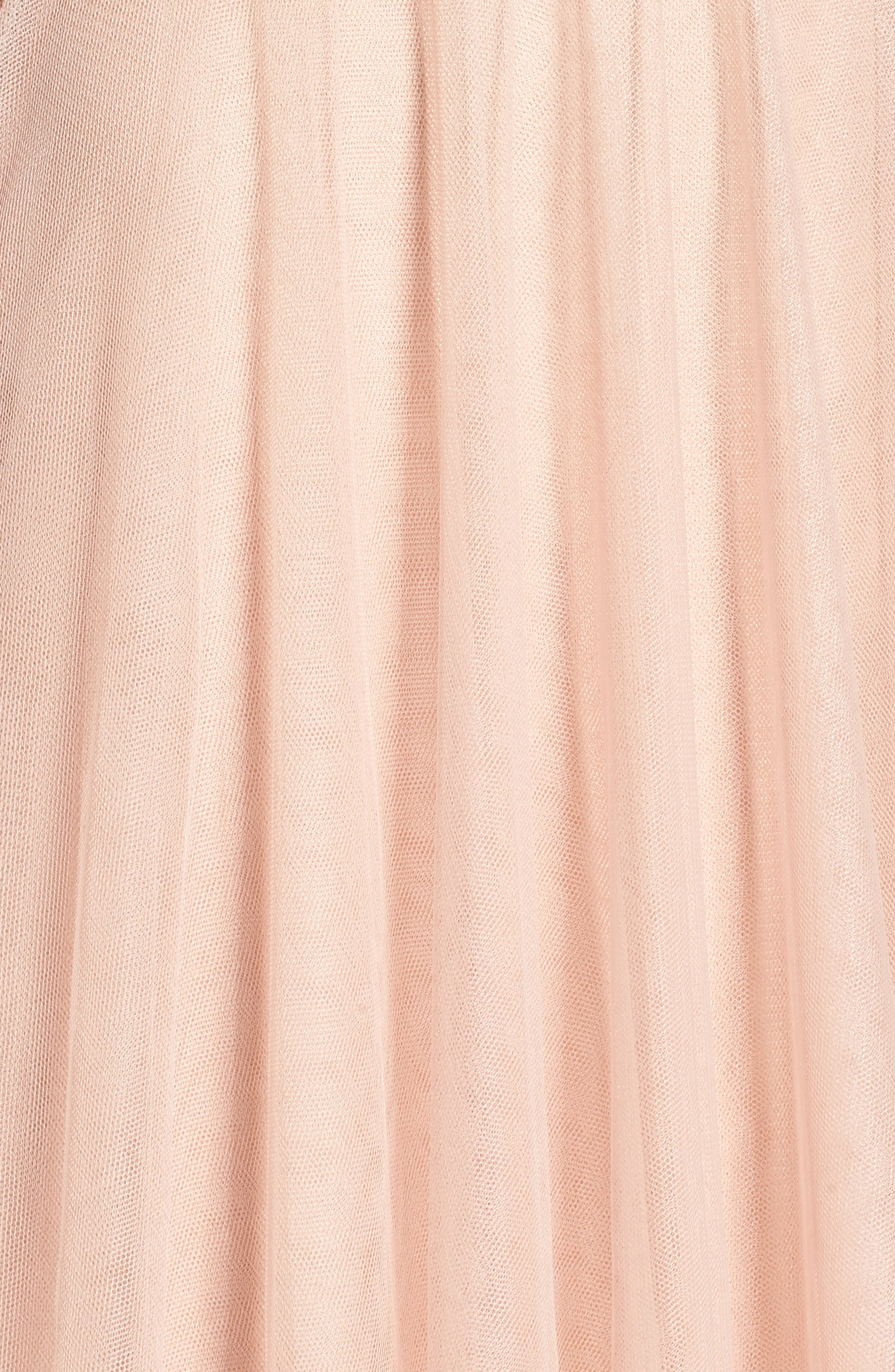 Alternate Image 5  - Jenny Yoo Julia Convertible Soft Tulle Gown