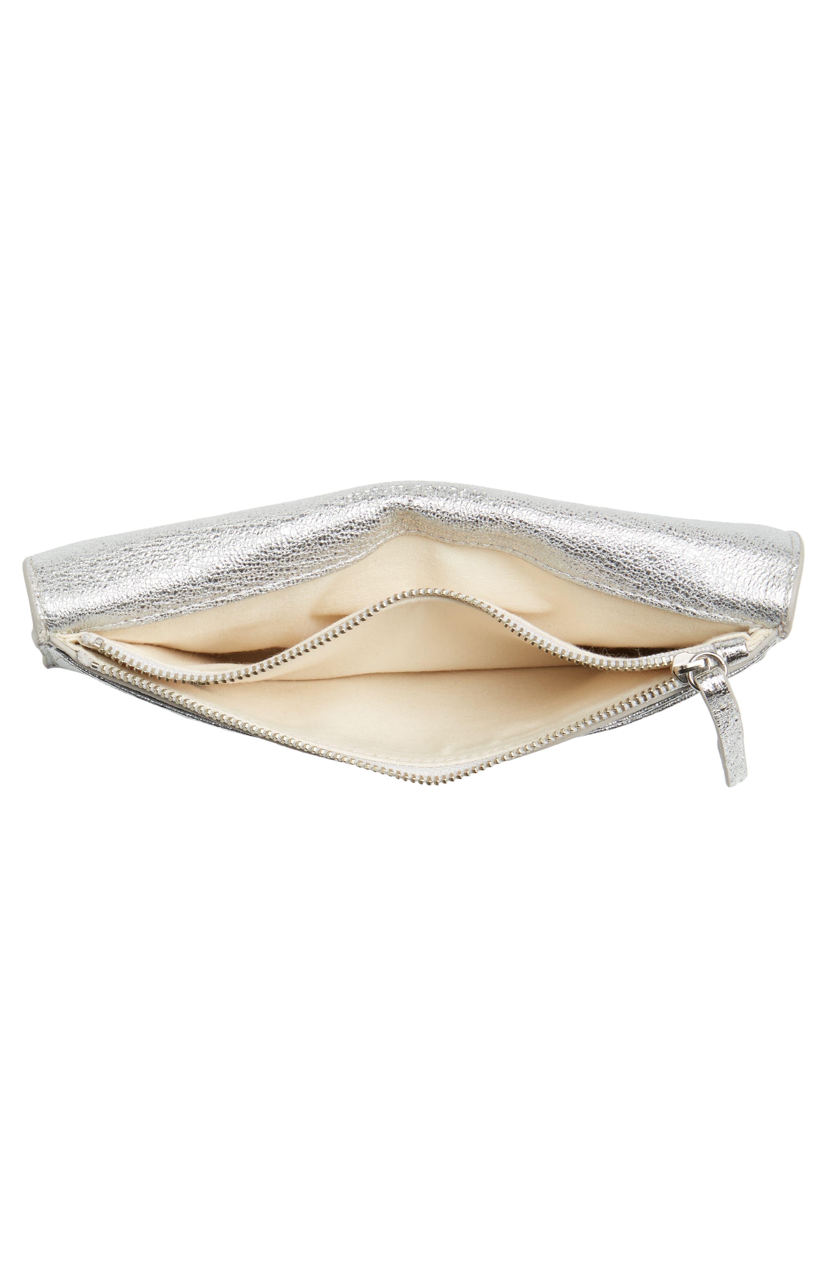 Alternate Image 2  - Loeffler Randall Everything Crystal Embellished Leather Wallet