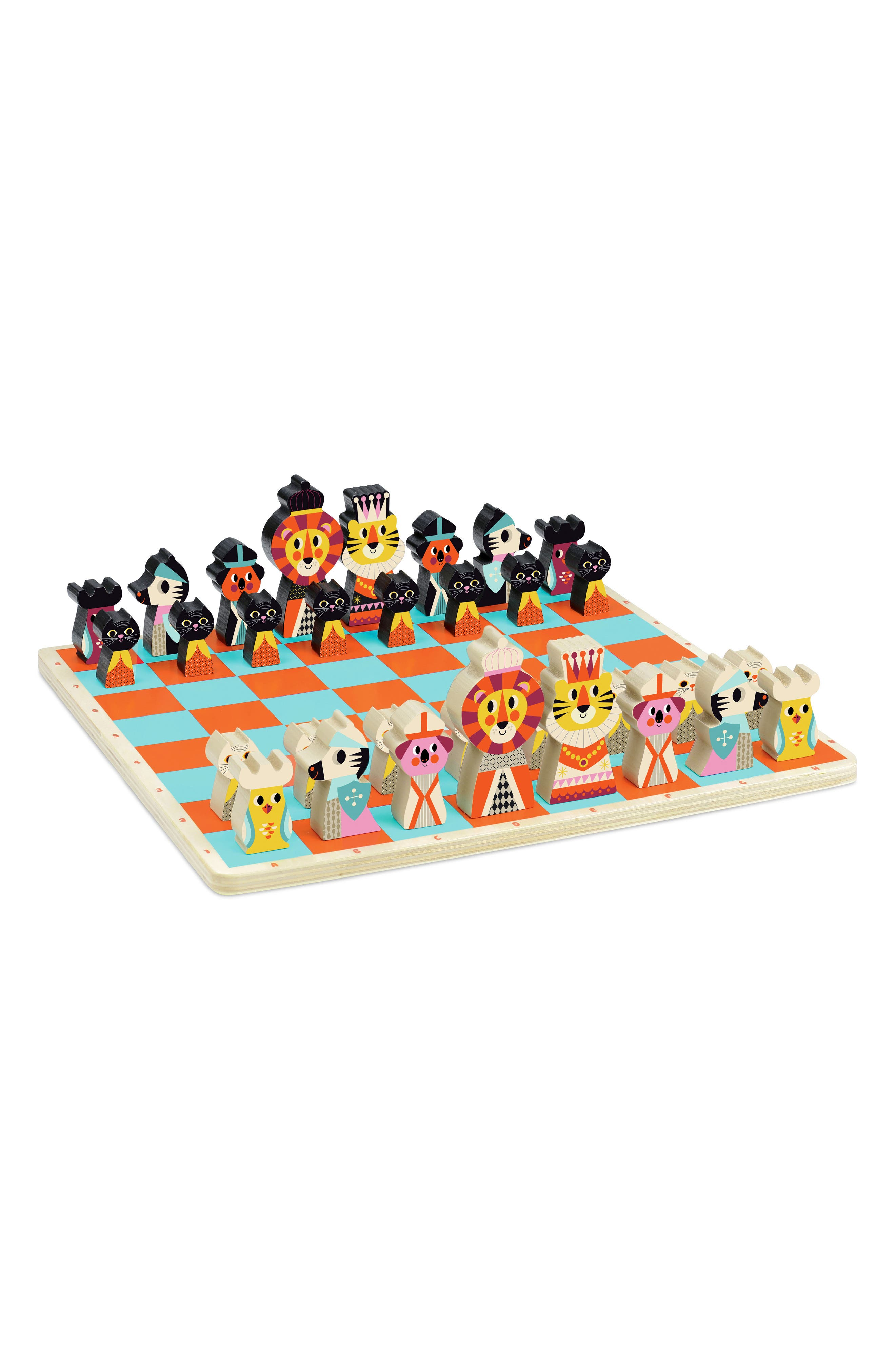 Alternate Image 1 Selected - MoMA Design Store My First Chess Set