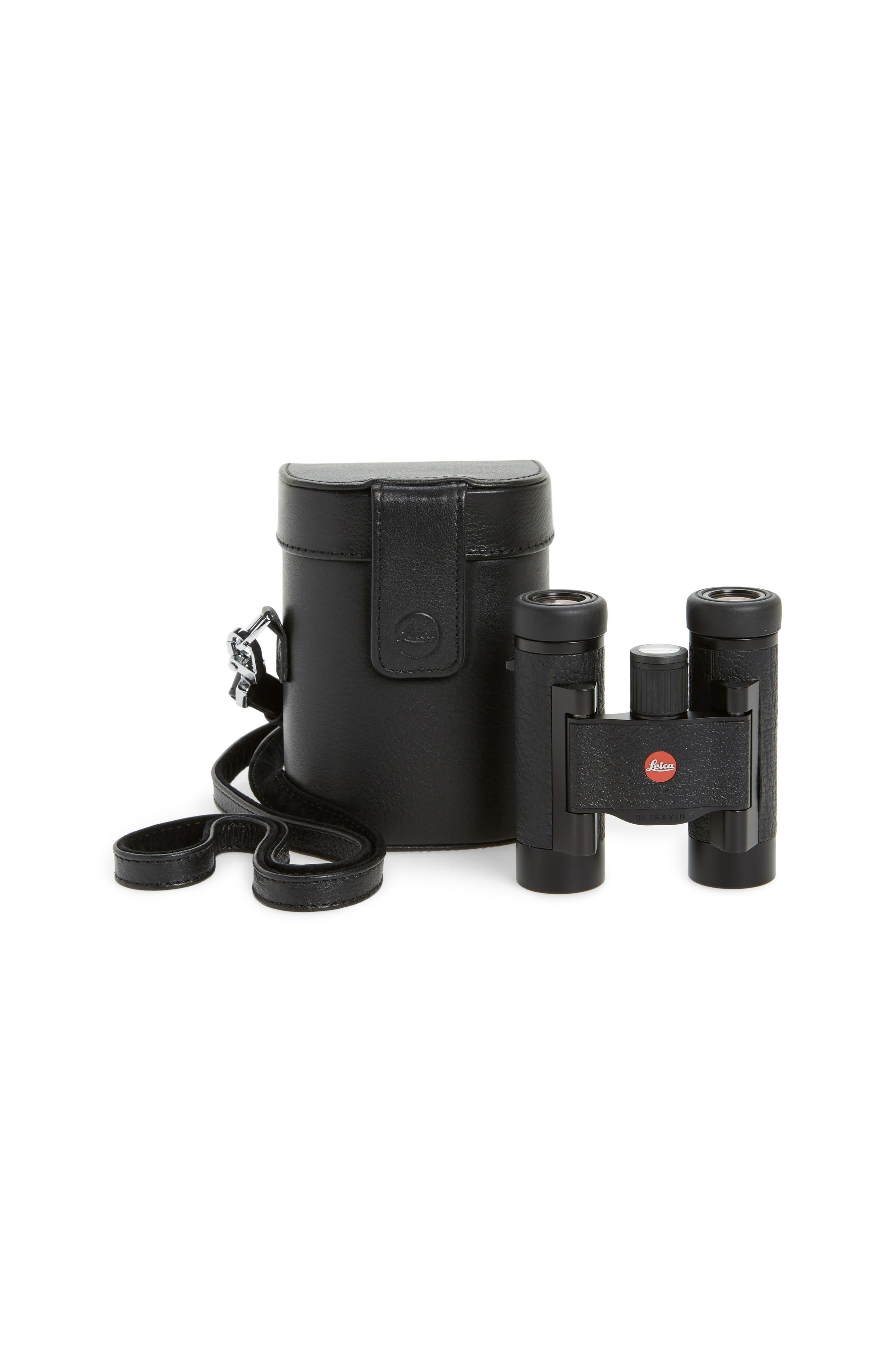 Ultravid Compact 8 x 20 Binocular,                             Main thumbnail 1, color,                             Black