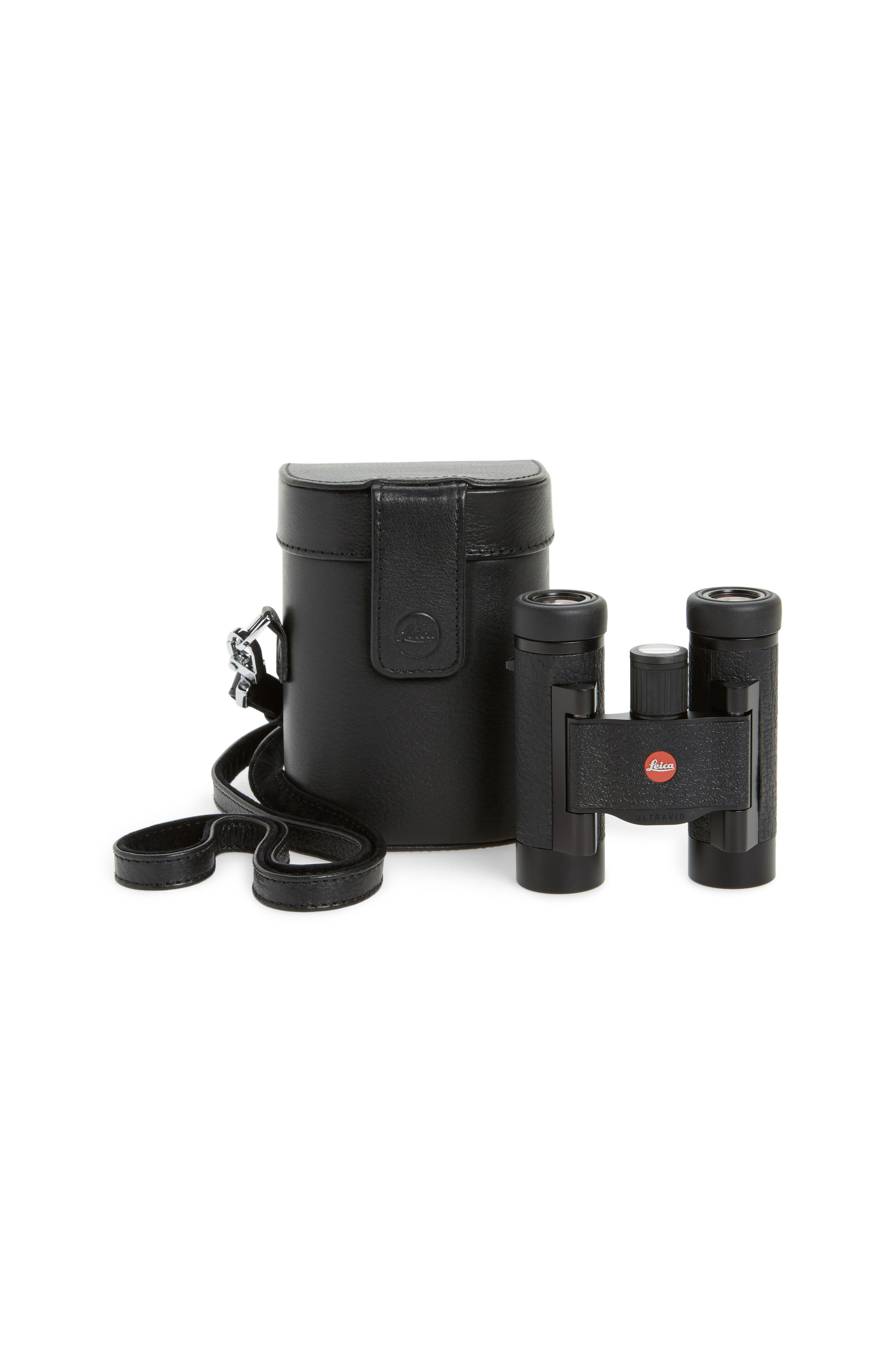 Ultravid Compact 8 x 20 Binocular,                         Main,                         color, Black