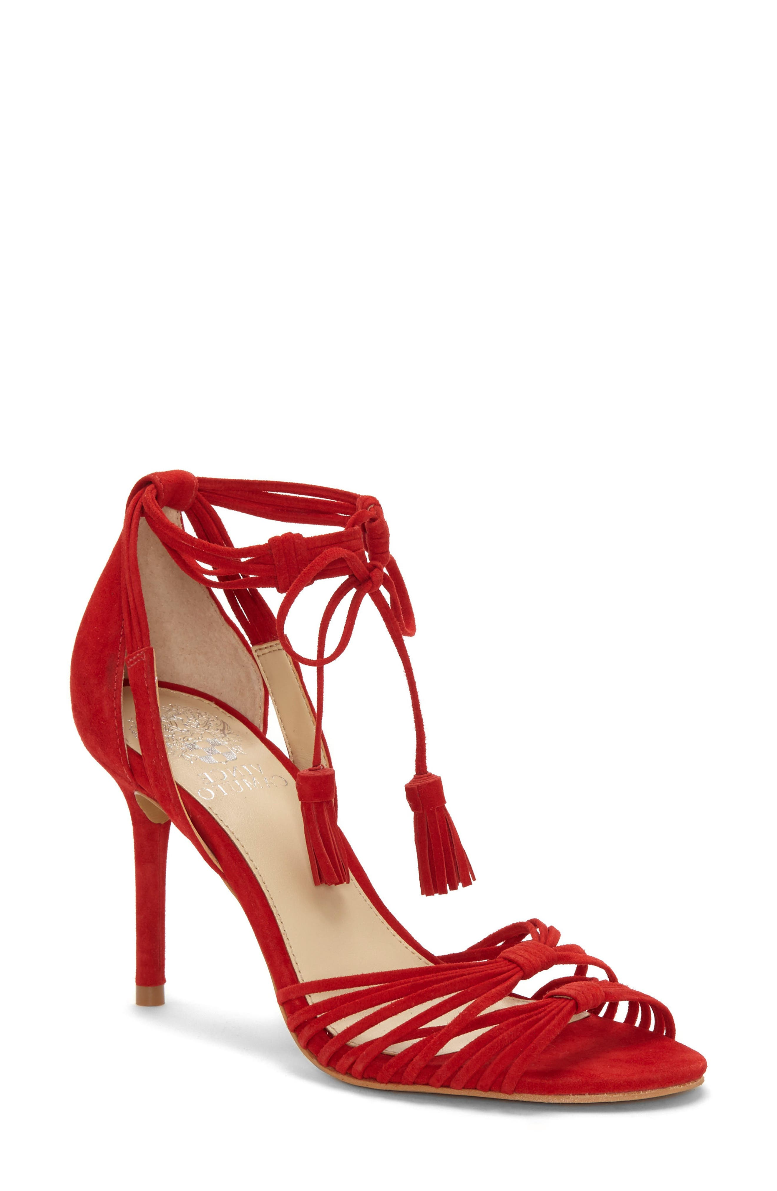 Vince Camuto Stellima Tassel Sandal (Women)