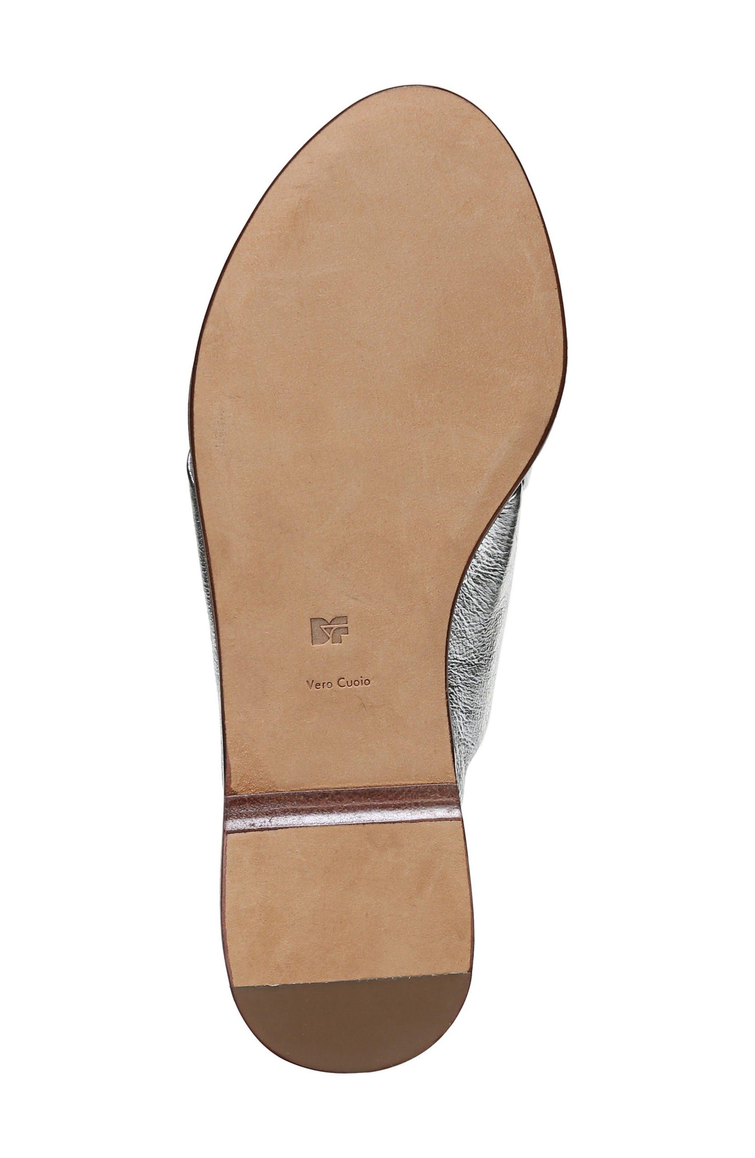Bailie Sandal,                             Alternate thumbnail 7, color,                             Silver Leather