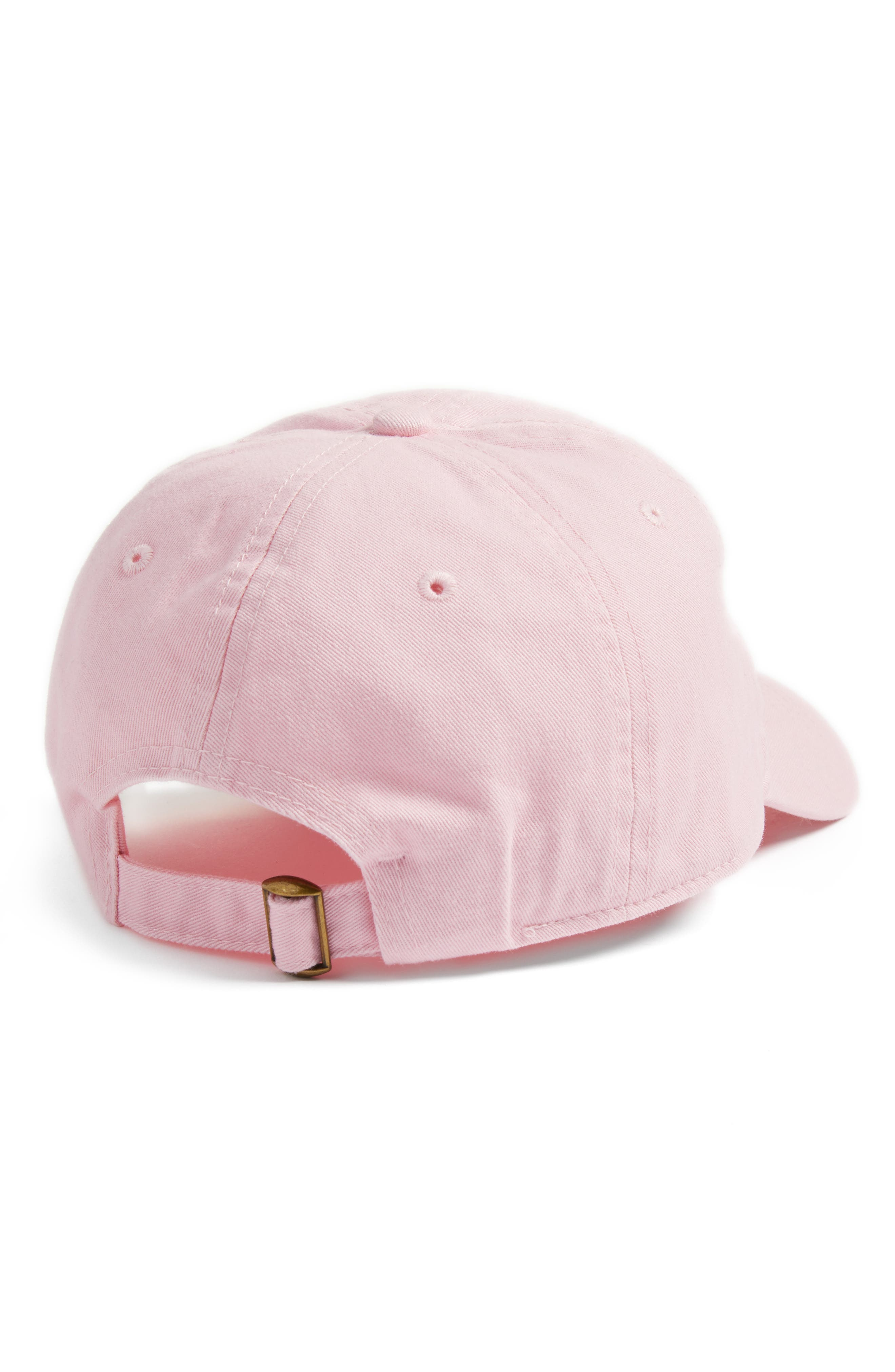 'I Know That Guac Is Extra' Cap,                             Alternate thumbnail 2, color,                             Pink