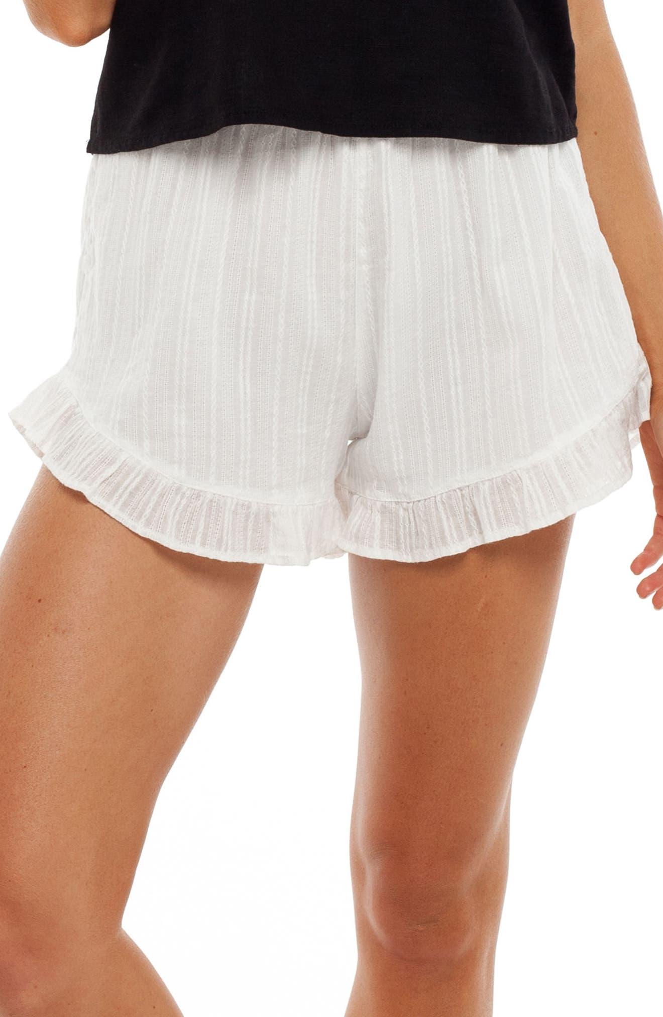 Main Image - Rhythm Daydreamer Cover-Up Shorts