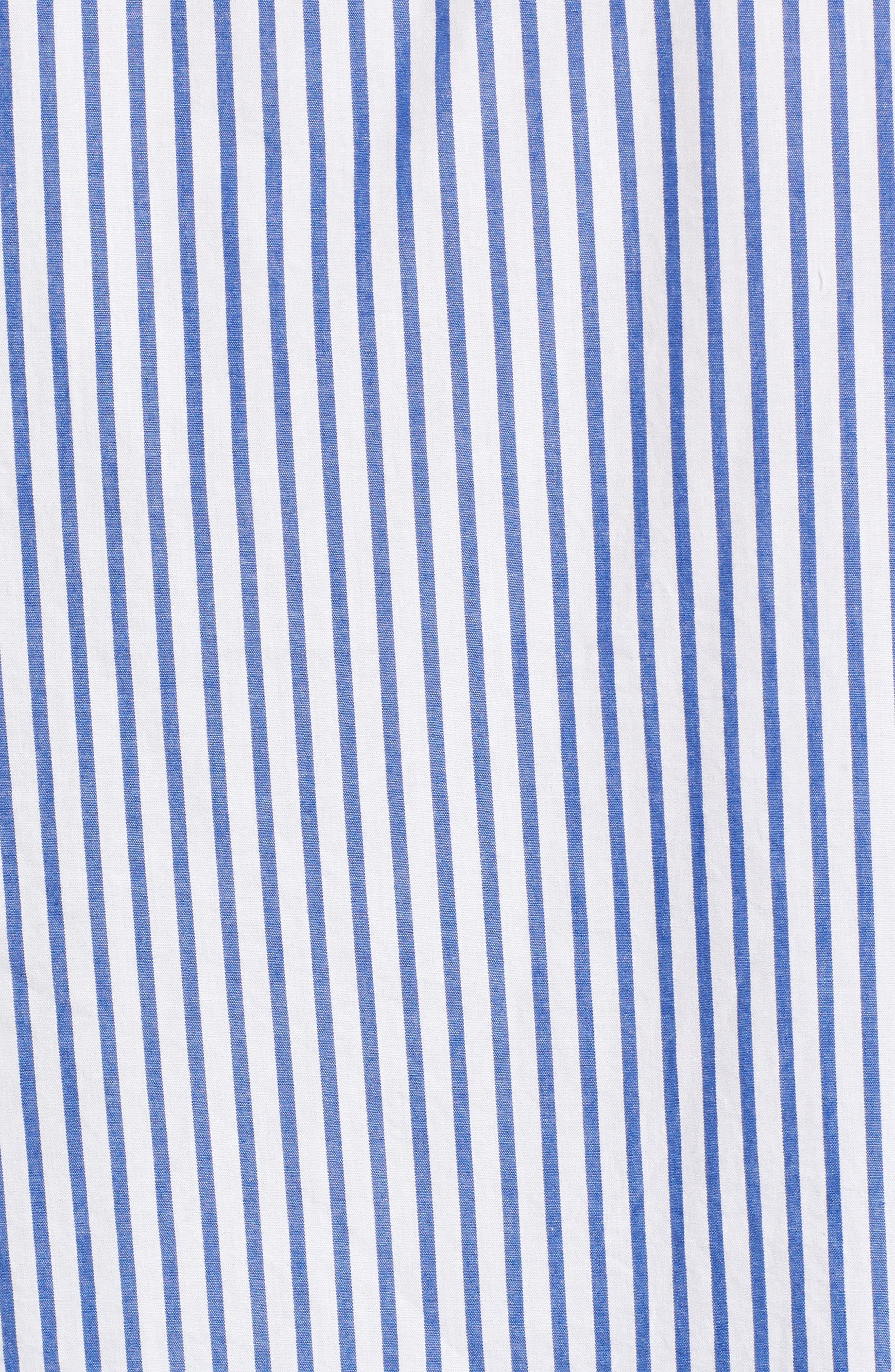 Alternate Image 5  - Stateside Stripe Oxford Shirt