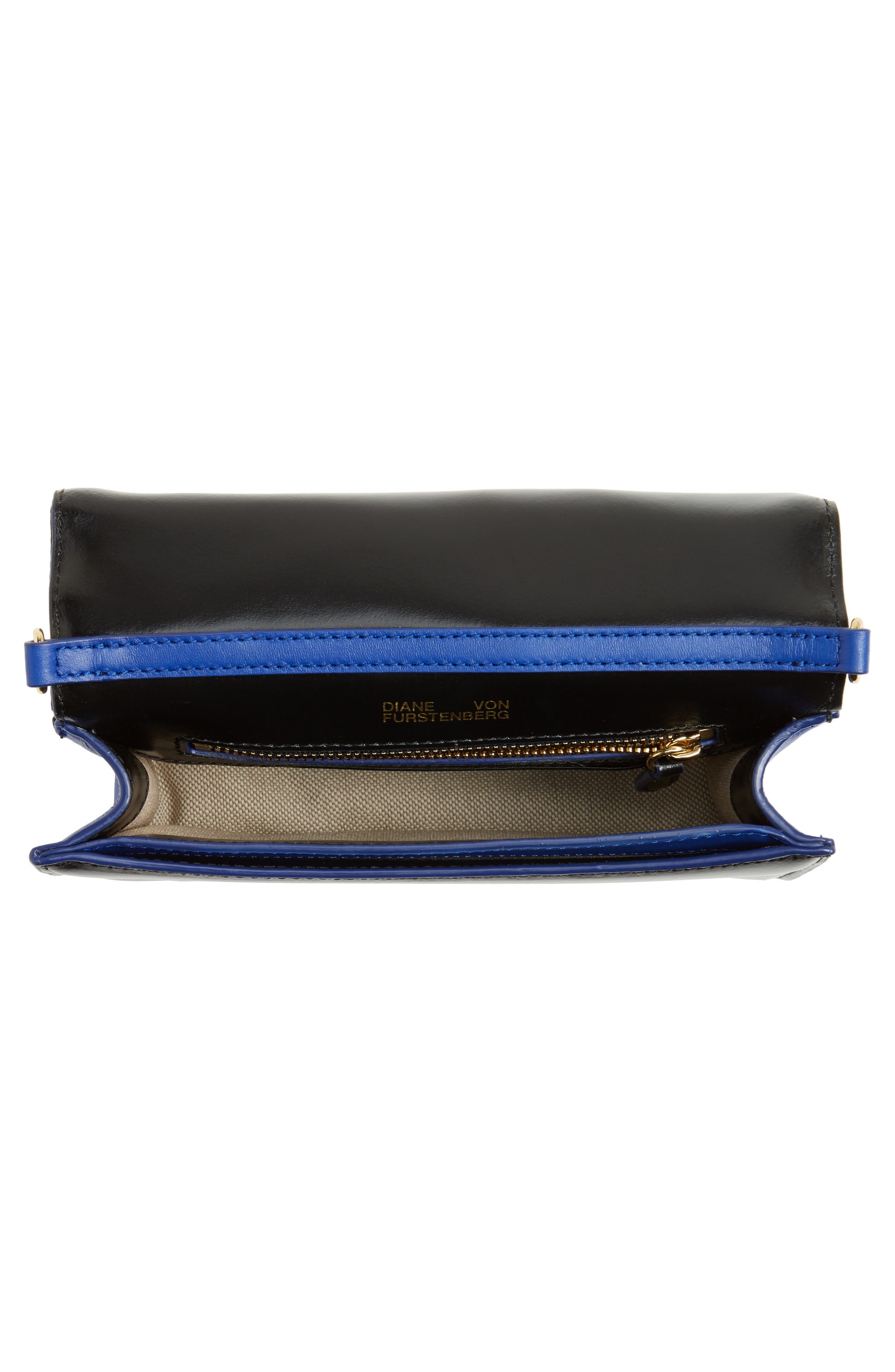 Alternate Image 4  - Diane von Furstenberg Soirée Convertible Crossbody Bag