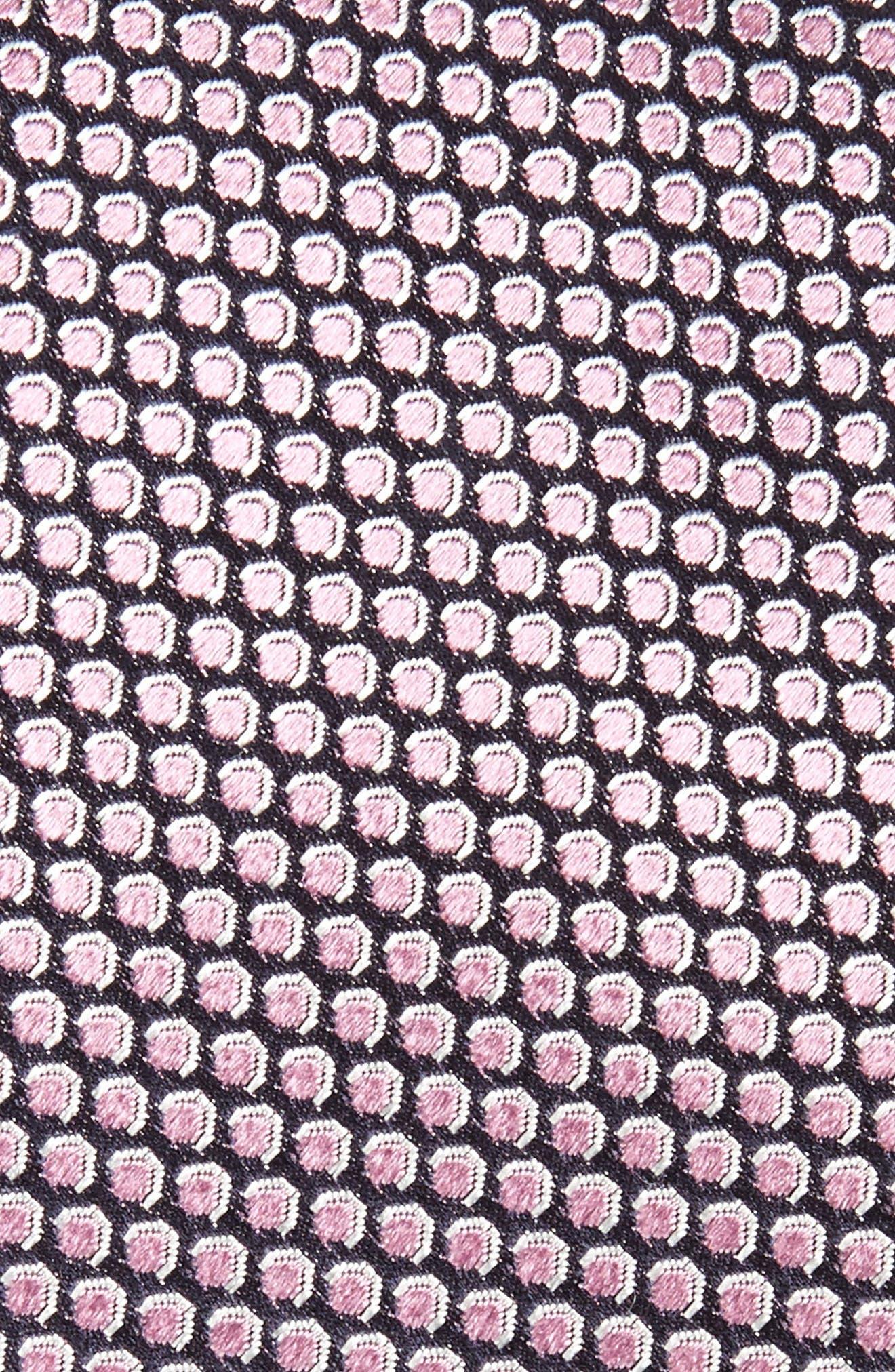 Alternate Image 2  - Ermenegildo Zegna Geometric Silk Tie