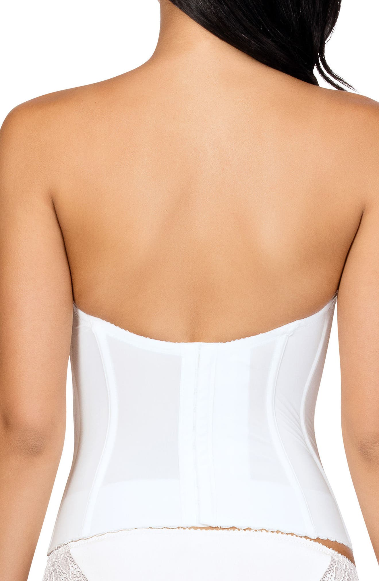 Alternate Image 2  - Parfait Elissa Low Back Bustier