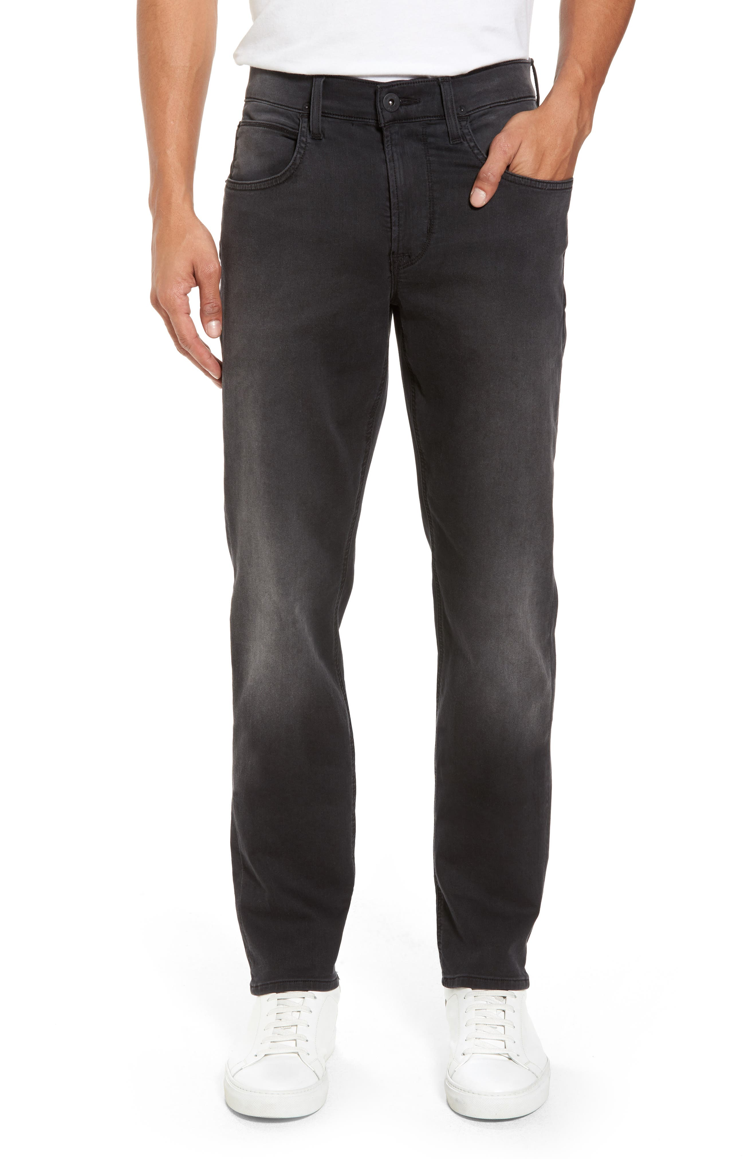 Alternate Image 1 Selected - Hudson Jeans Blake Slim Fit Jeans (Manual)