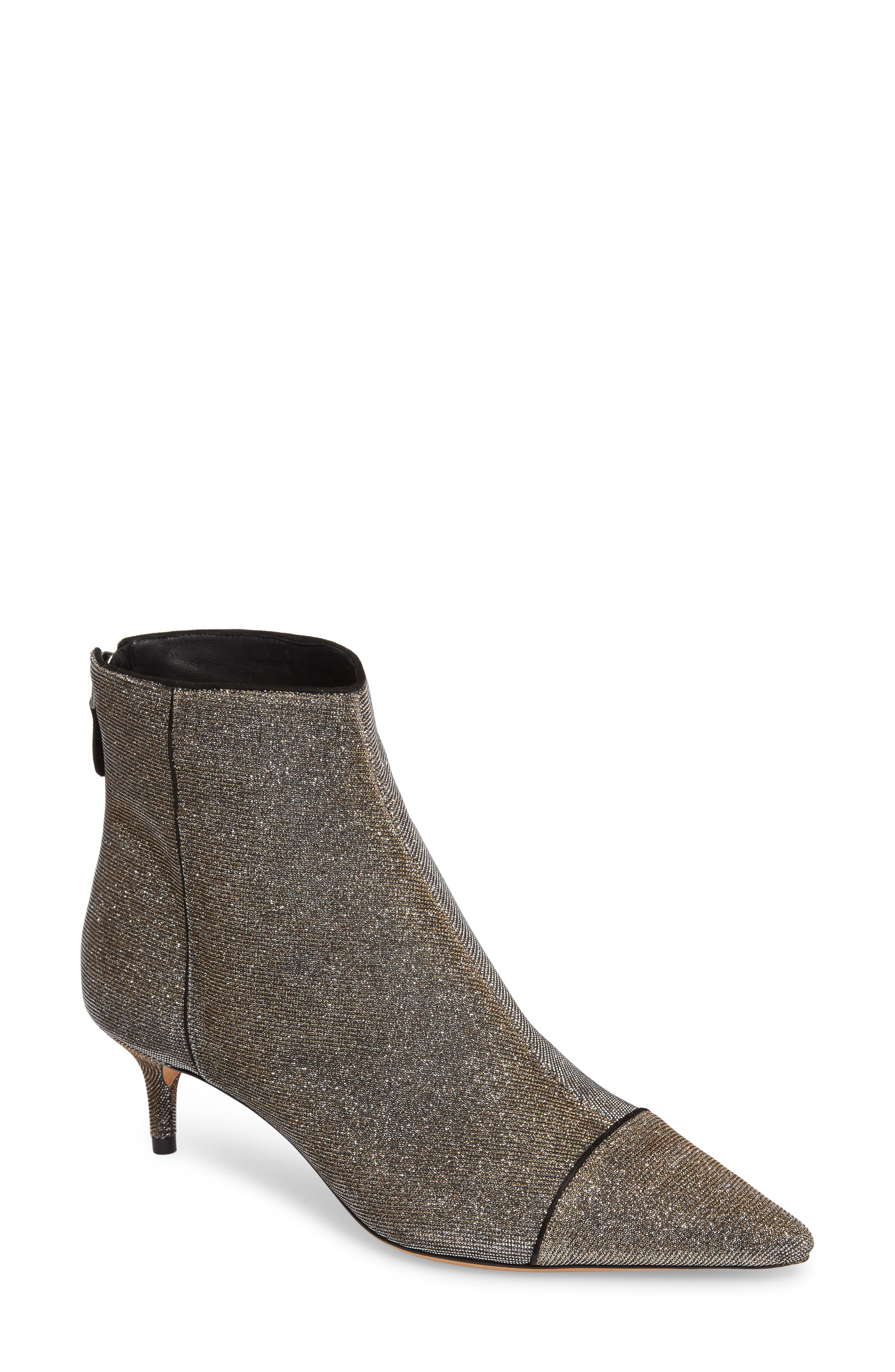 Alexandre Birman Kittie Pointy Toe Bootie (Women)