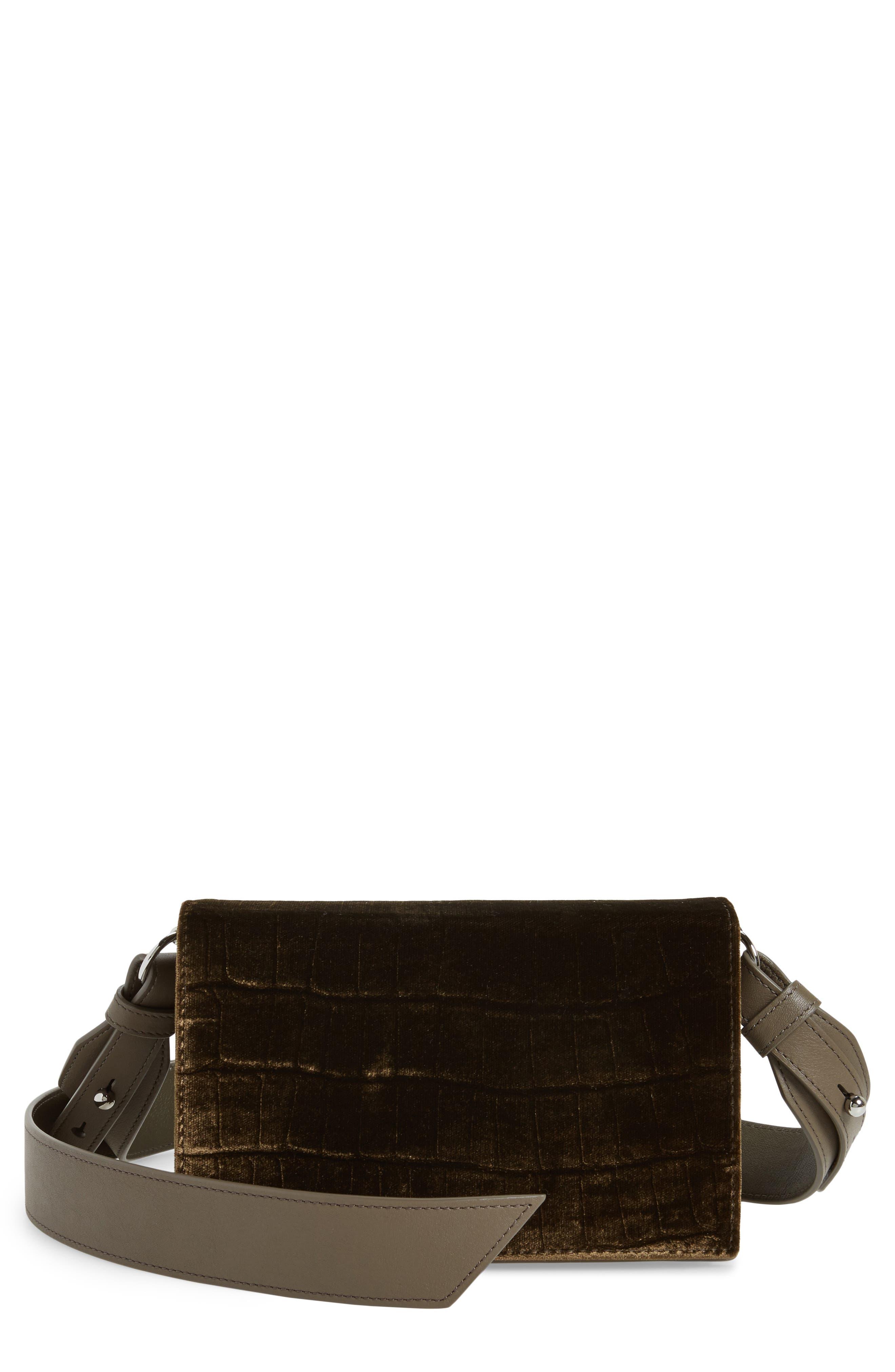 Allsaints Shoulder bags KEEL SHOULDER BAG - GREY