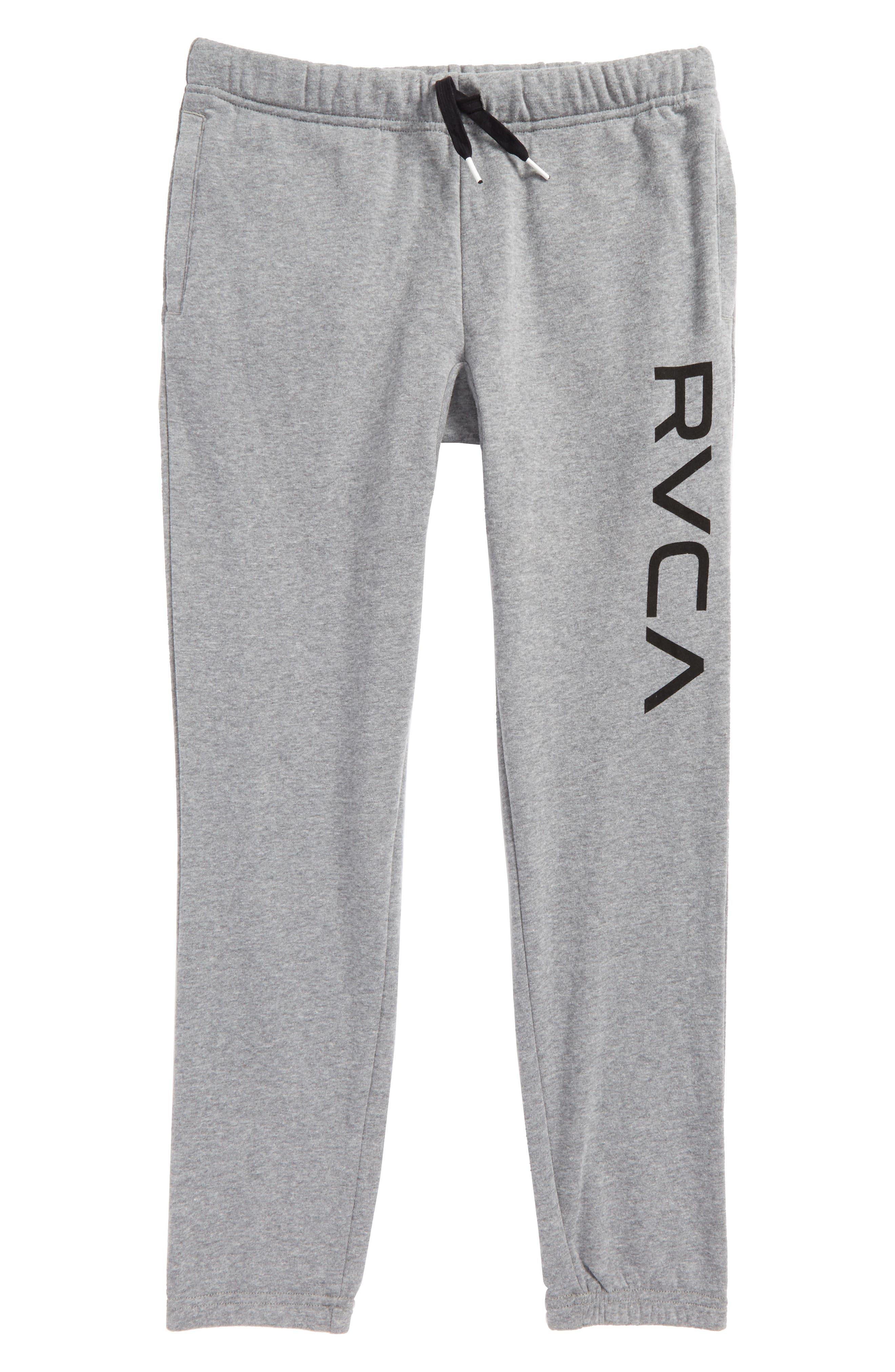 RVCA Big Logo Sweatpants (Big Boys)