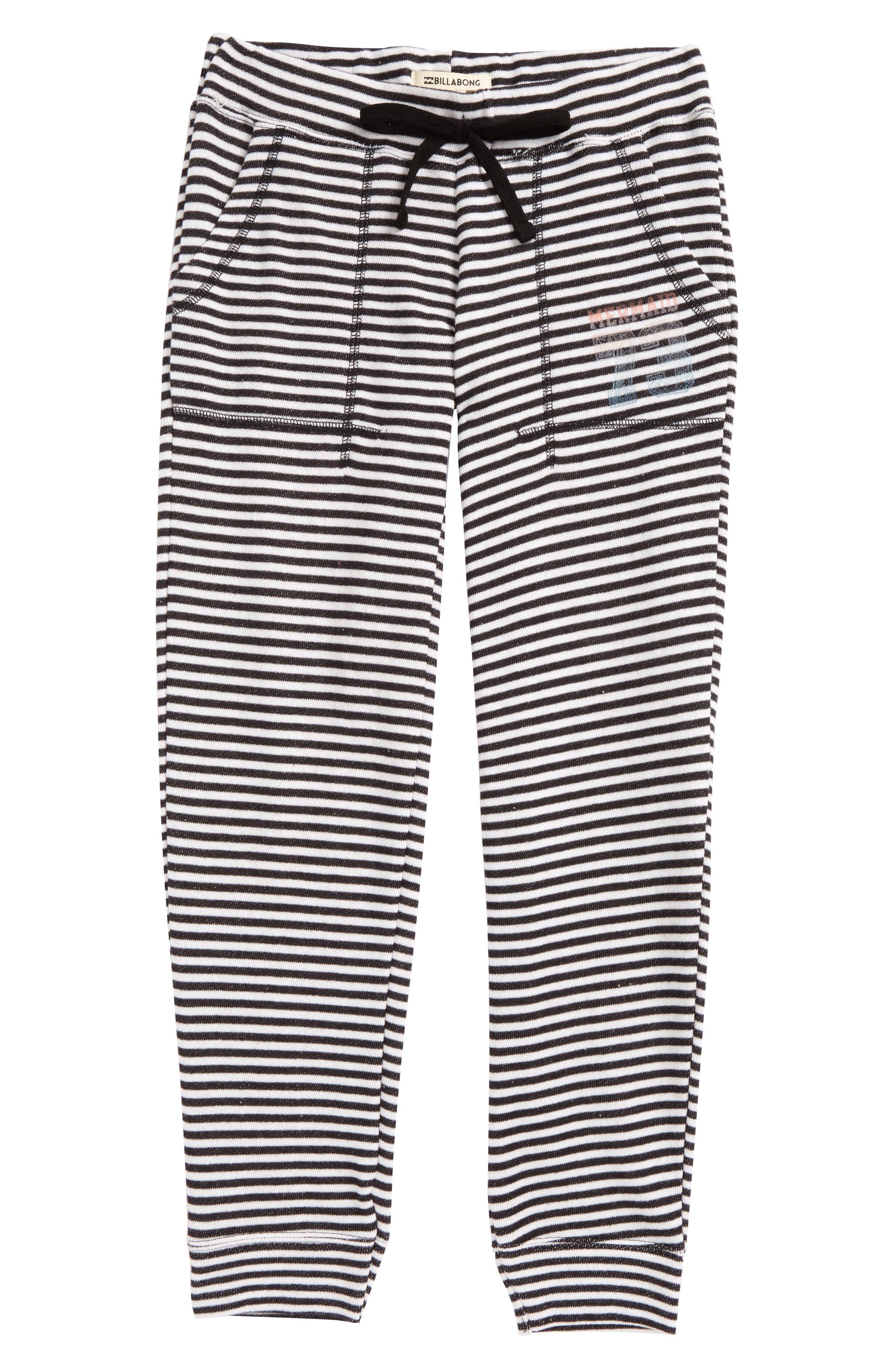 Alternate Image 1 Selected - Billabong Safe Love Knit Pants (Little Girls & Big Girls)