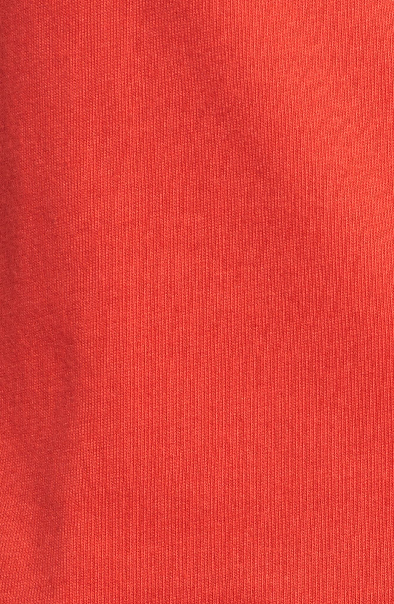 Sportswear Archive Crop Tank,                             Alternate thumbnail 6, color,                             Rush Red/ Sail