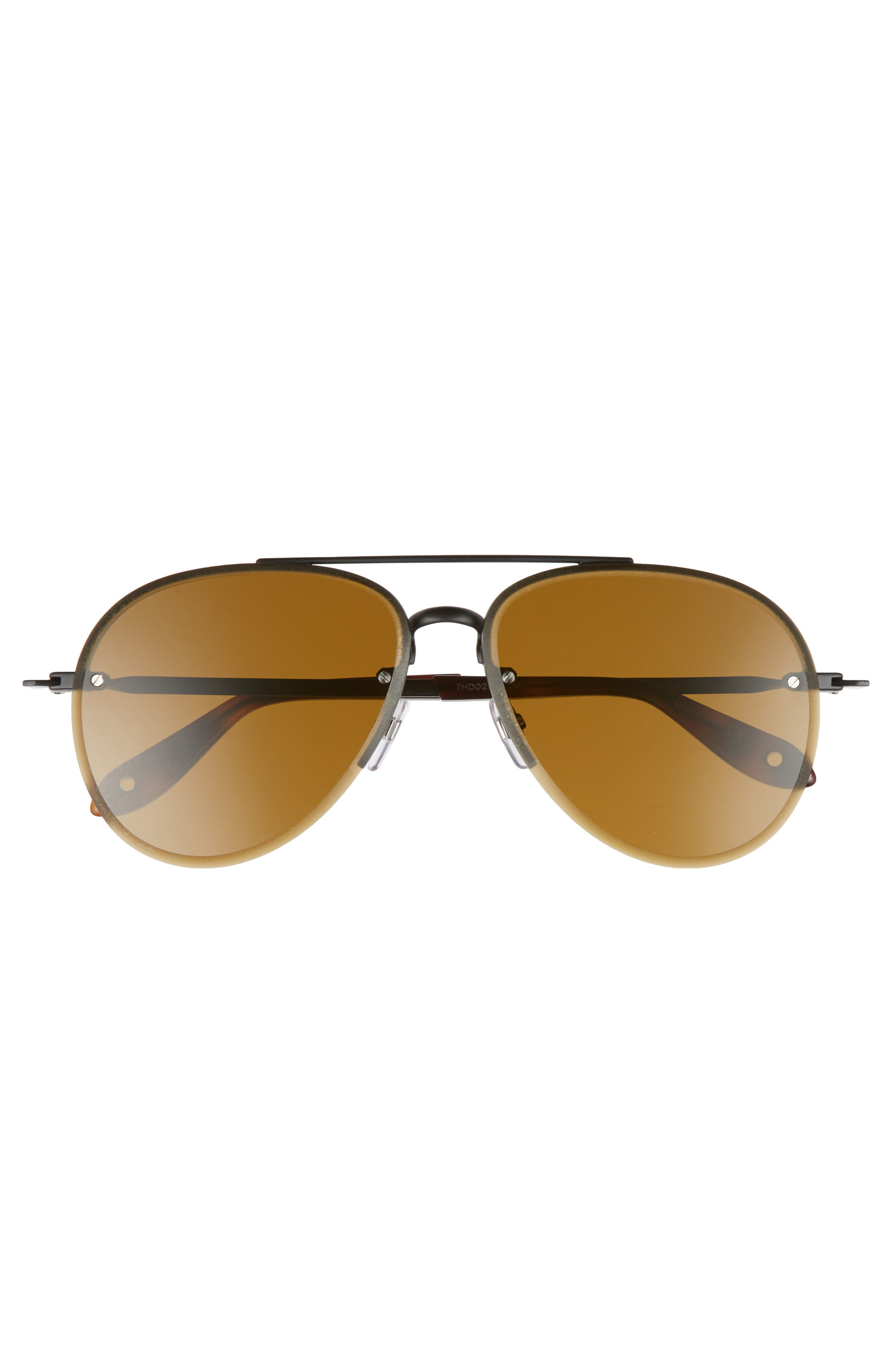 Alternate Image 2  - Givenchy 62mm Aviator Sunglasses