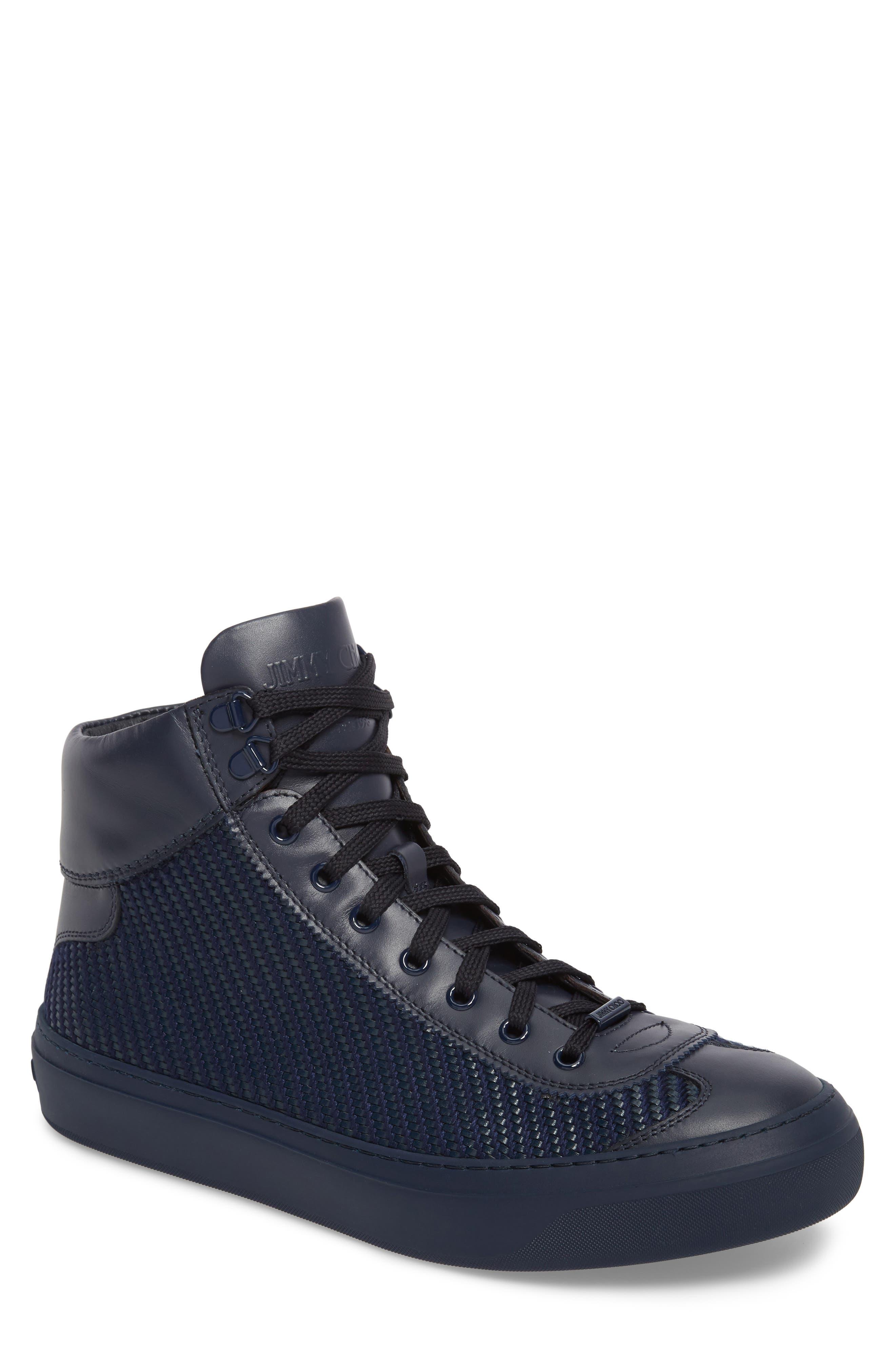 Argyle Sneaker,                             Main thumbnail 1, color,                             Navy