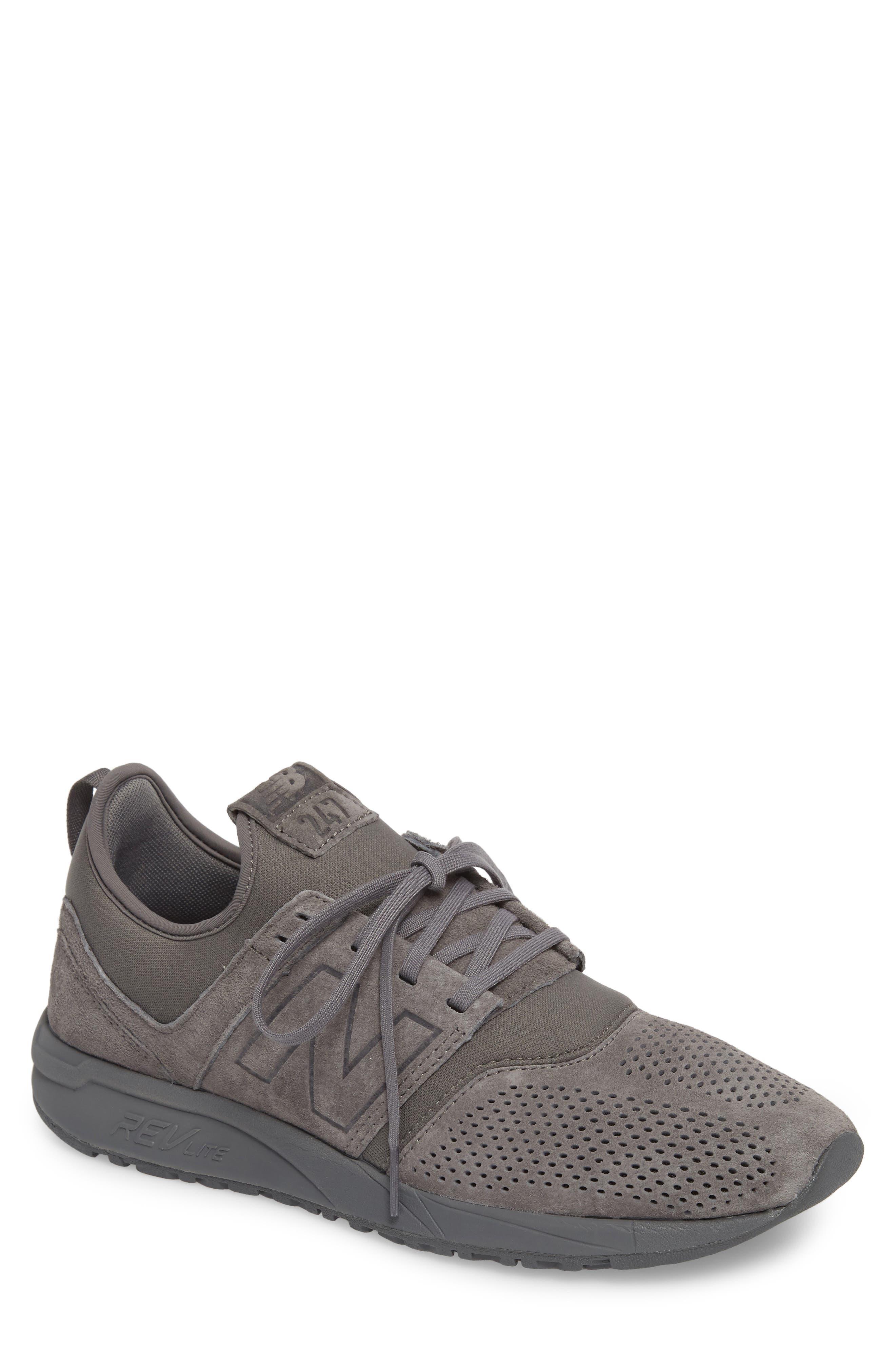 MRL247 Sneaker,                             Main thumbnail 1, color,                             Grey